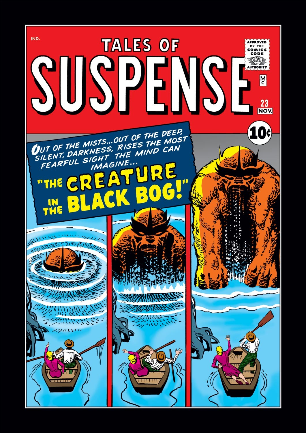 Tales of Suspense (1959) issue 23 - Page 1