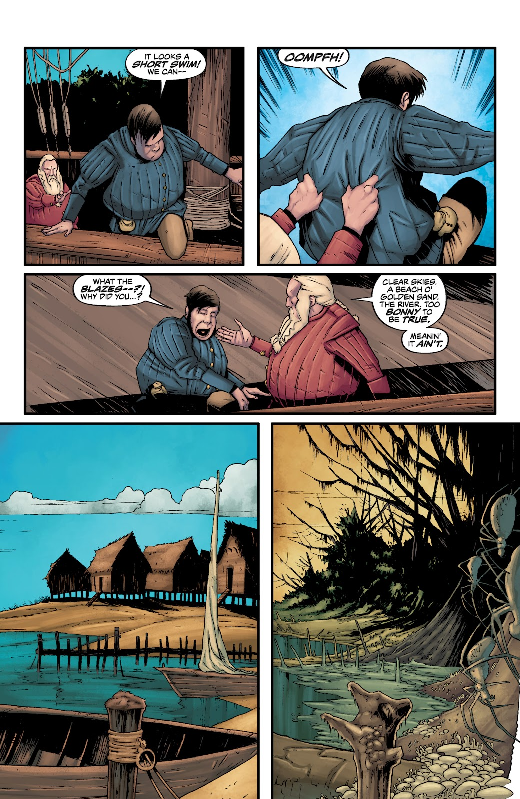 Read online The Witcher Omnibus comic -  Issue # TPB (Part 3) - 34