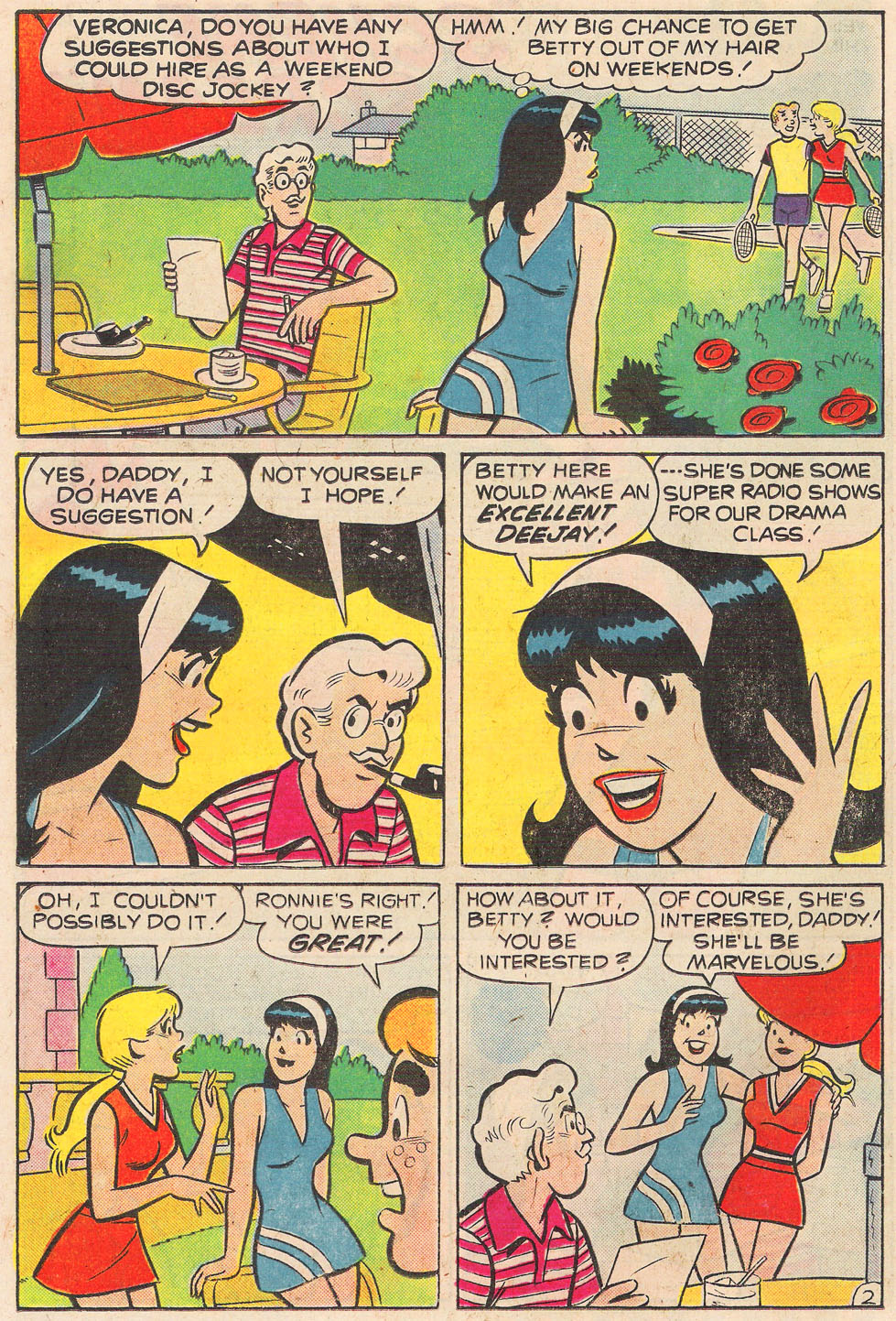 Read online Archie's Girls Betty and Veronica comic -  Issue #248 - 30