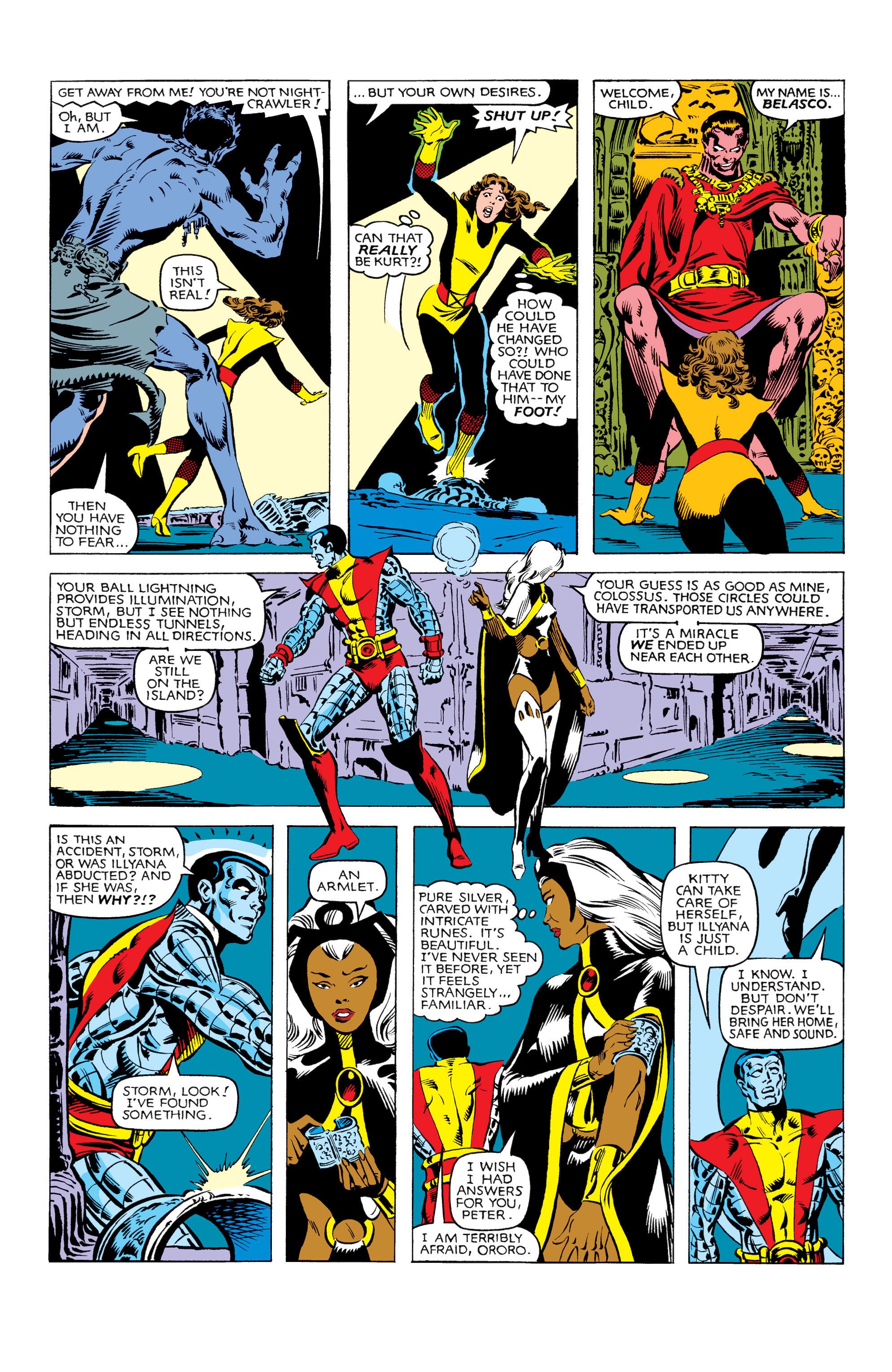 Read online Uncanny X-Men (1963) comic -  Issue #160 - 8