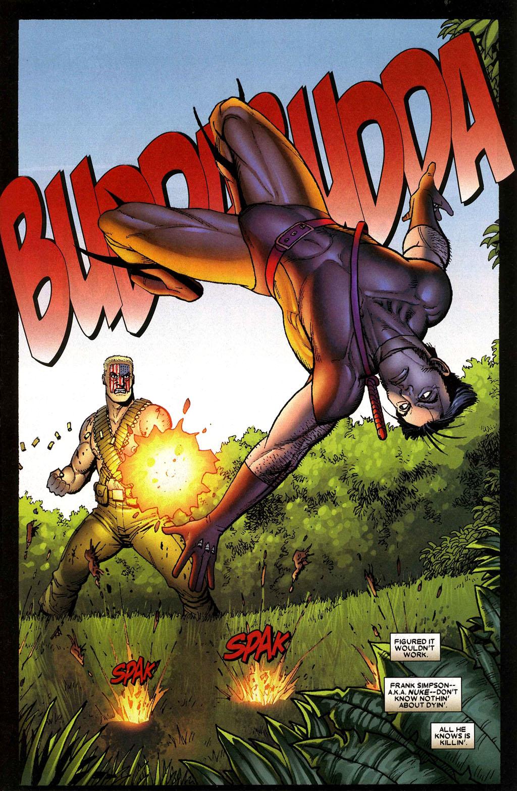 Read online Wolverine: Origins comic -  Issue #3 - 4