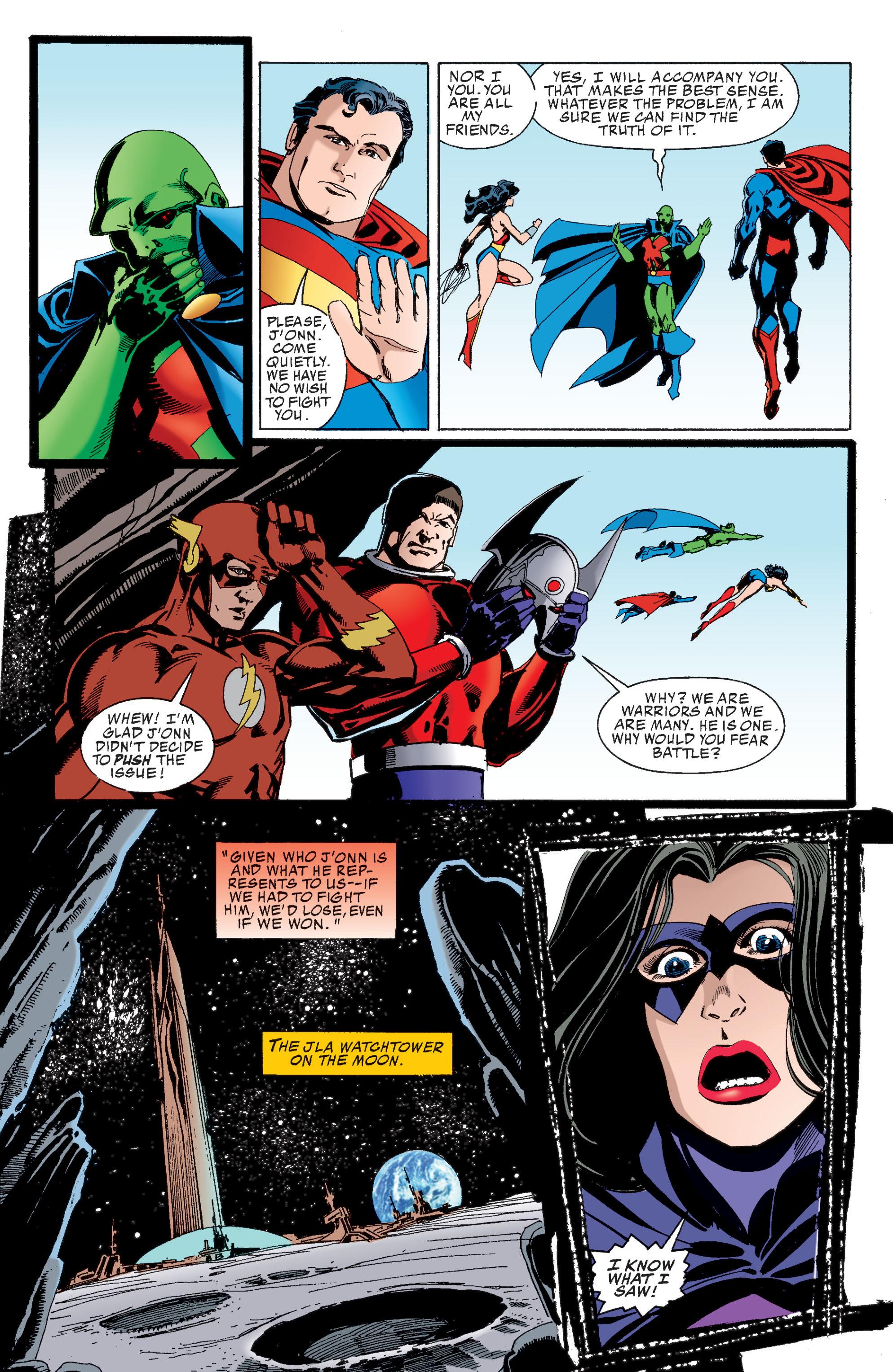 Read online Martian Manhunter: Son of Mars comic -  Issue # TPB - 174