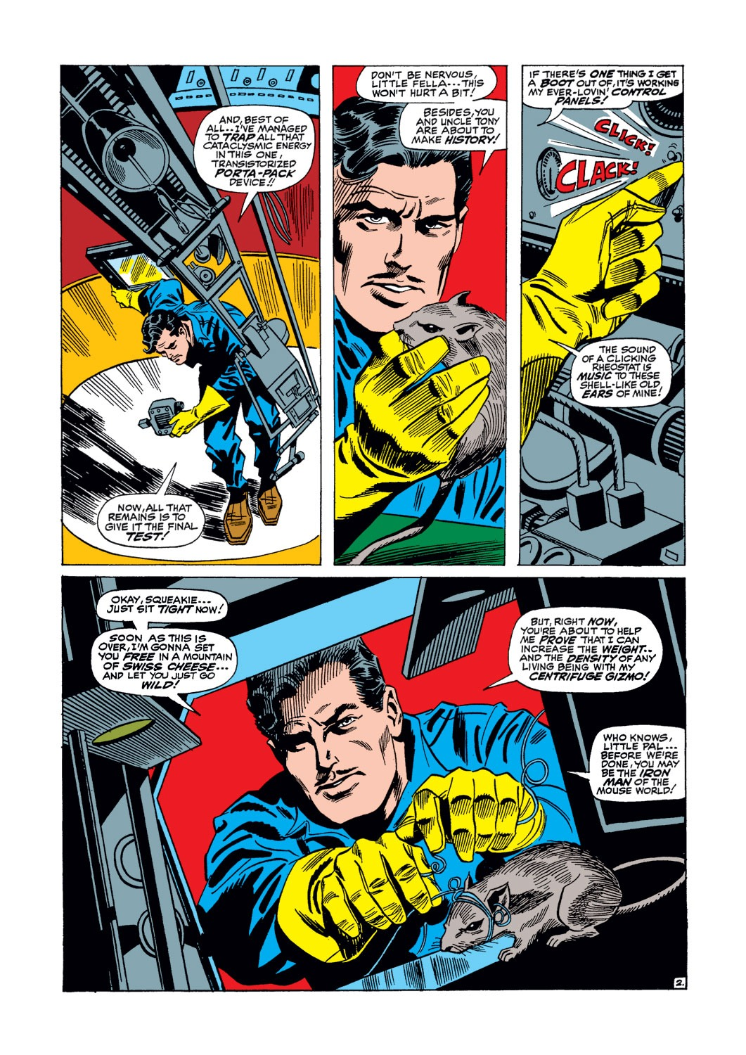 Tales of Suspense (1959) issue 91 - Page 3