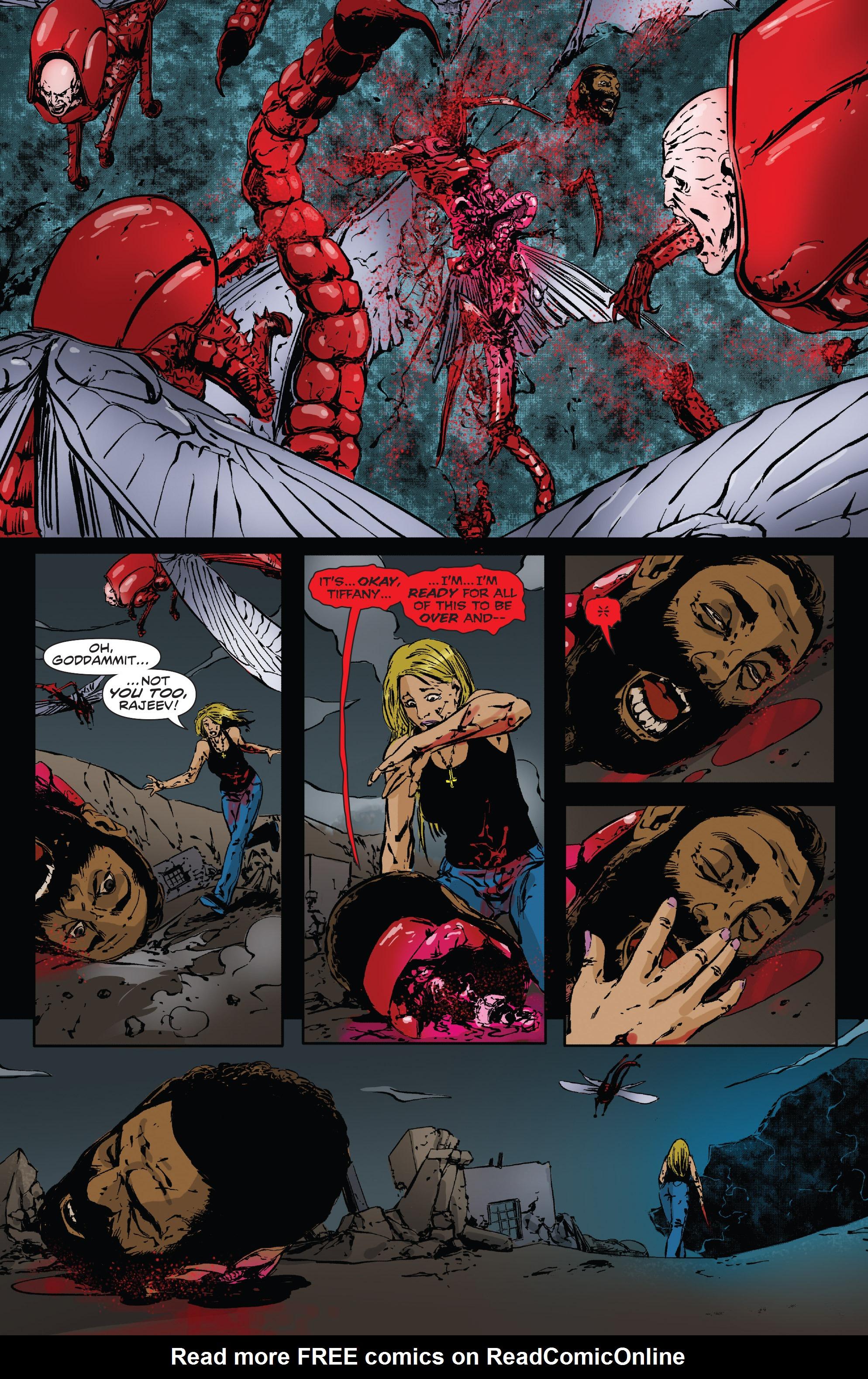 Read online Clive Barker's Hellraiser: The Dark Watch comic -  Issue # TPB 3 - 94