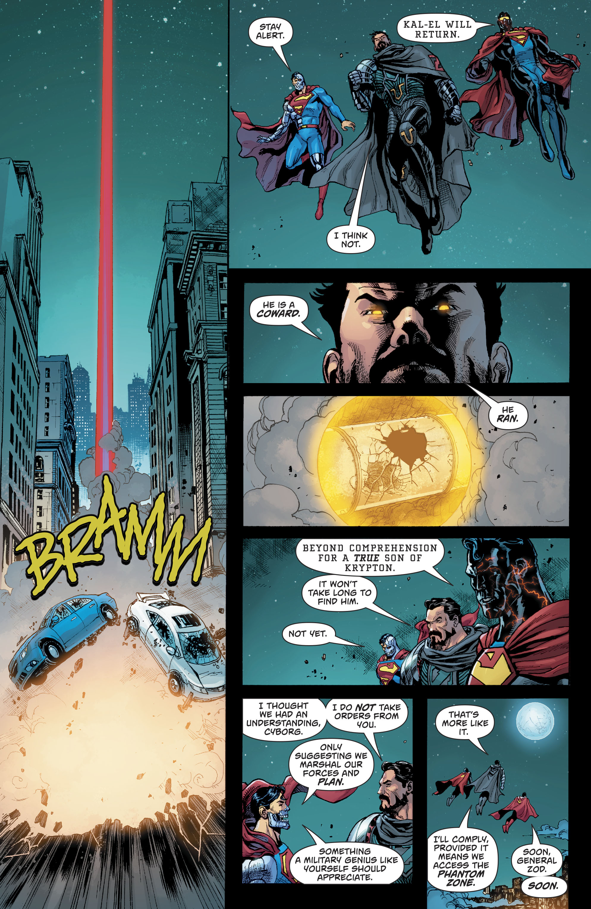 Read online Action Comics (2016) comic -  Issue #981 - 19
