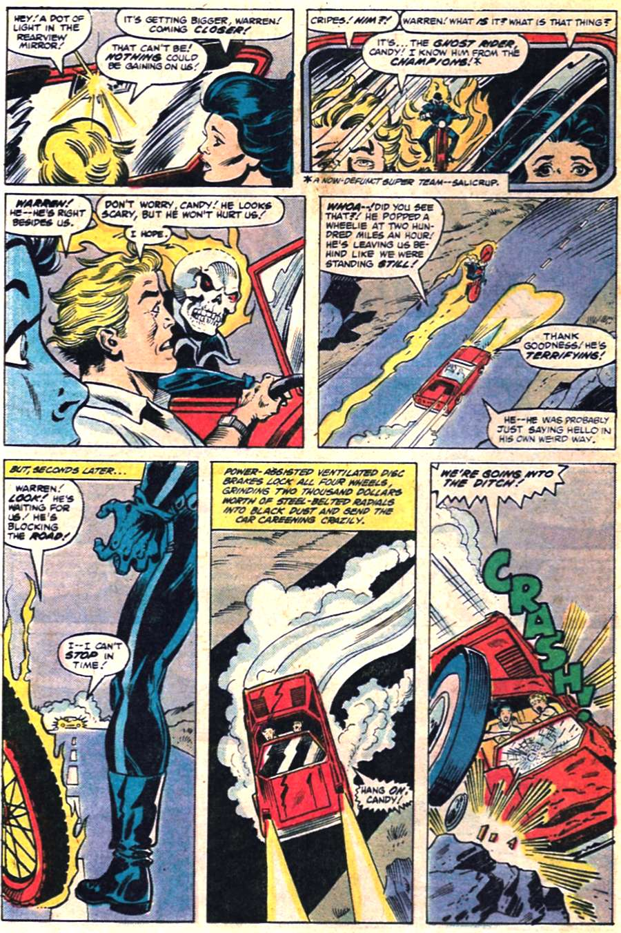 The Avengers (1963) 214 Page 8