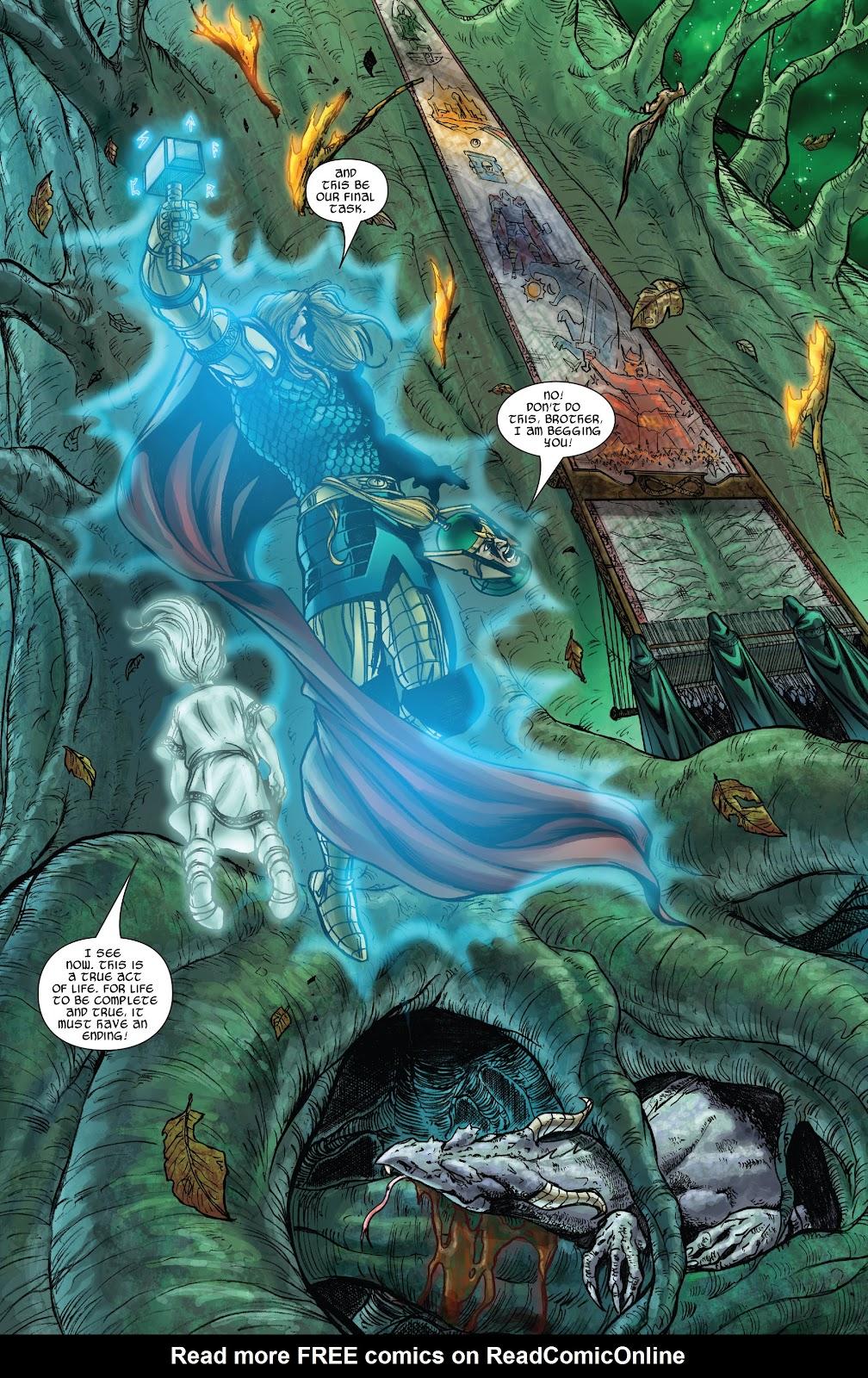 Read online Thor: Ragnaroks comic -  Issue # TPB (Part 3) - 54