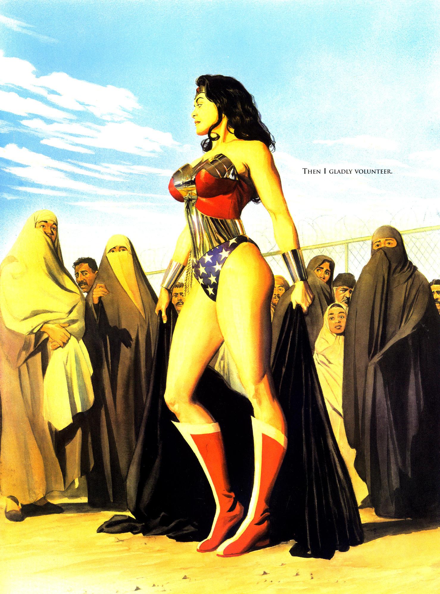 Read online Wonder Woman: Spirit of Truth comic -  Issue # Full - 61