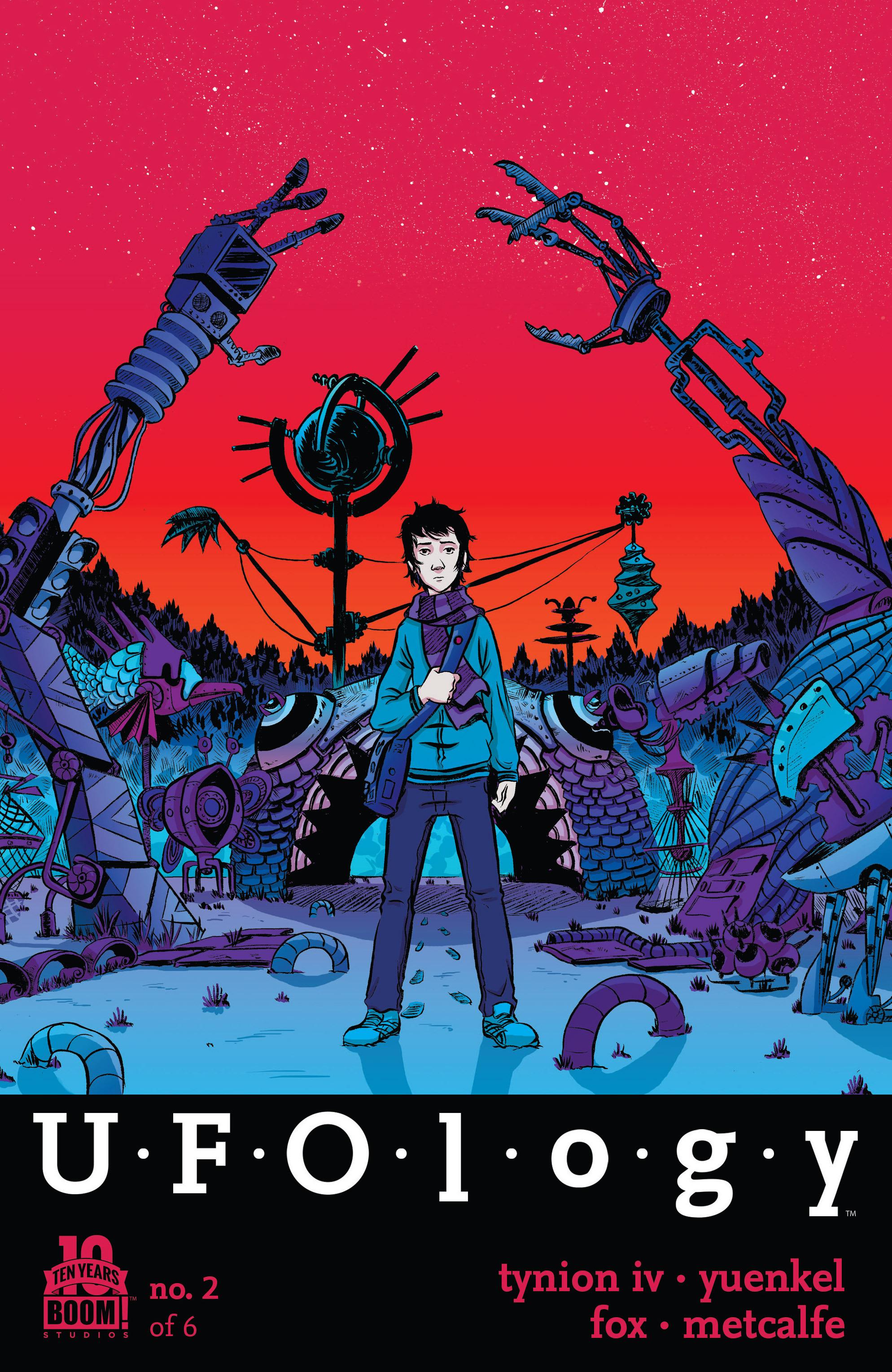 Read online UFOlogy comic -  Issue #2 - 1