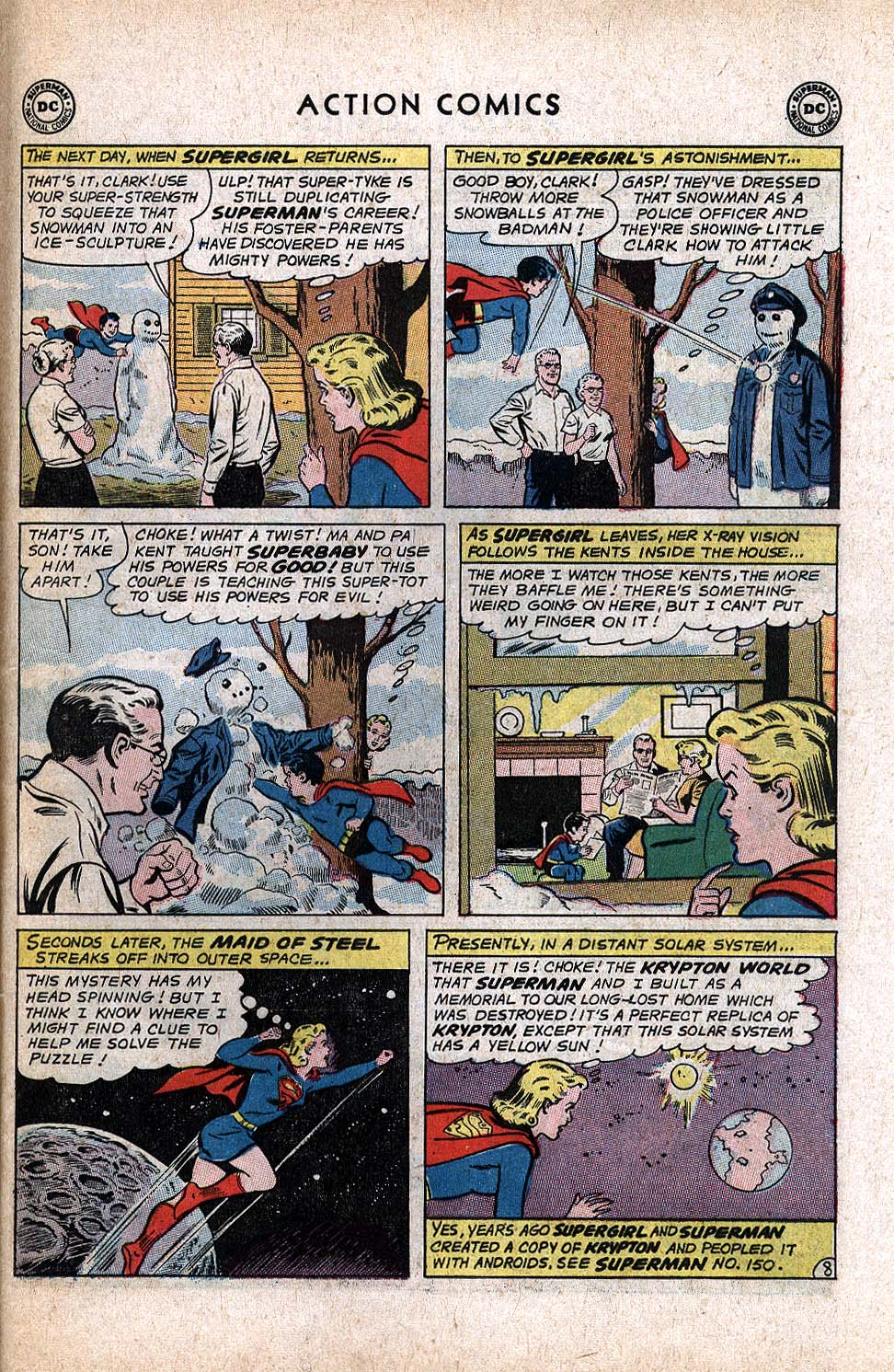 Read online Action Comics (1938) comic -  Issue #299 - 27
