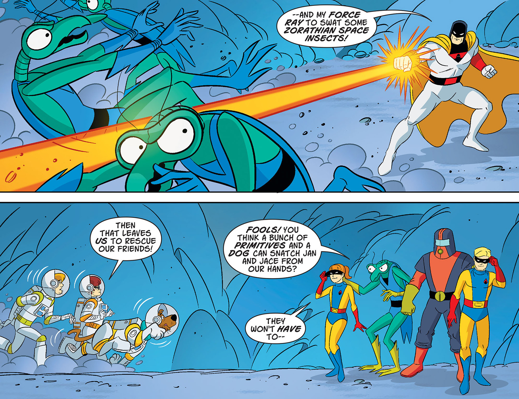 Read online Scooby-Doo! Team-Up comic -  Issue #40 - 15