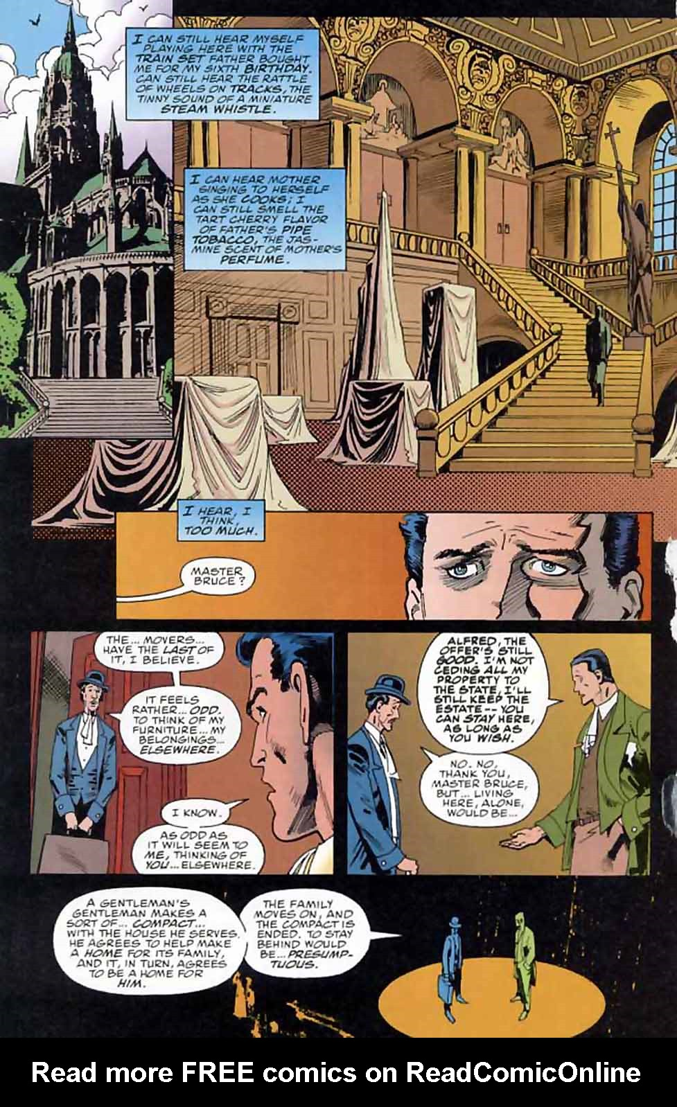 Read online Batman: Holy Terror comic -  Issue # Full - 9