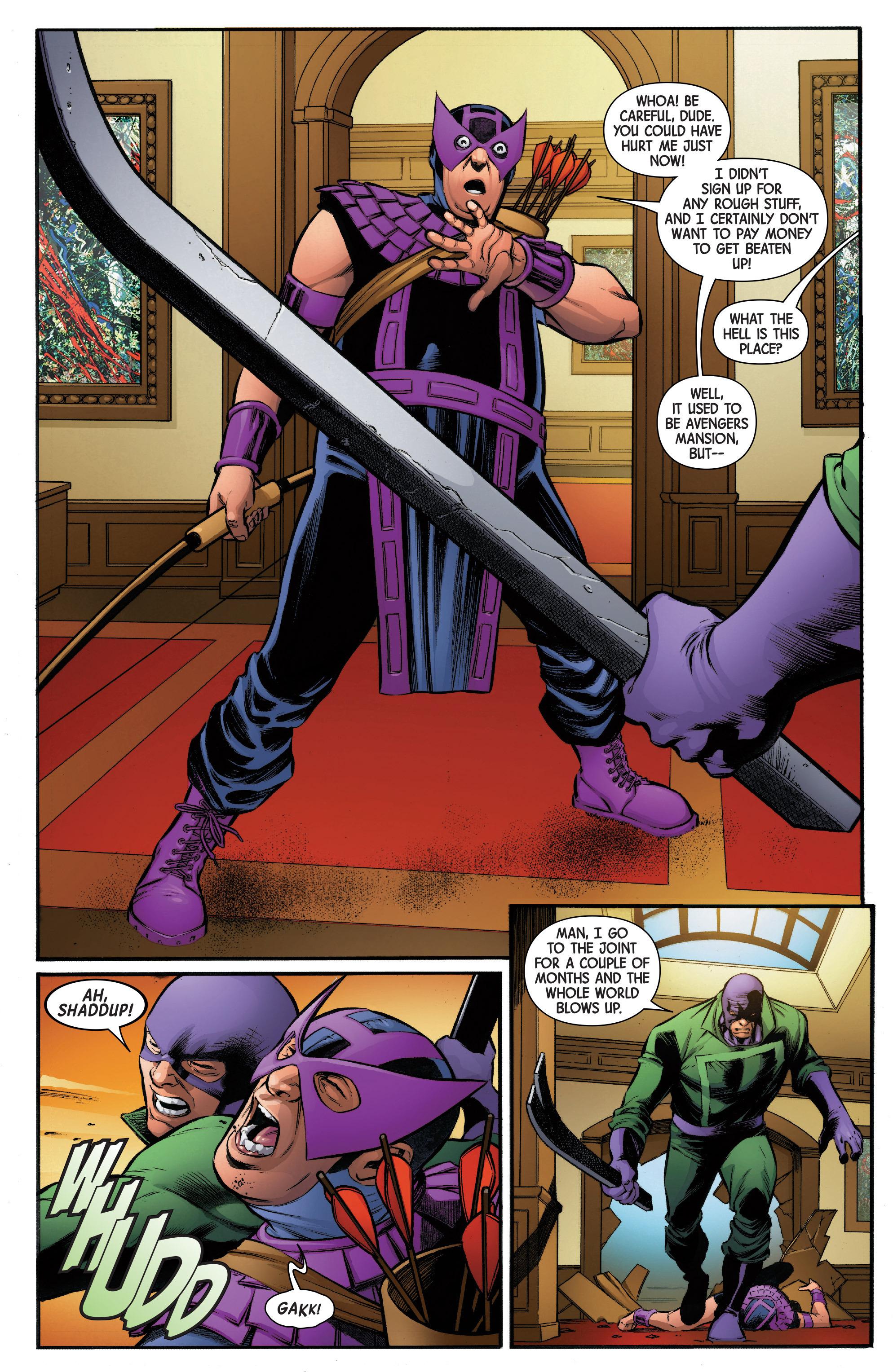 Read online Uncanny Avengers [II] comic -  Issue #6 - 4