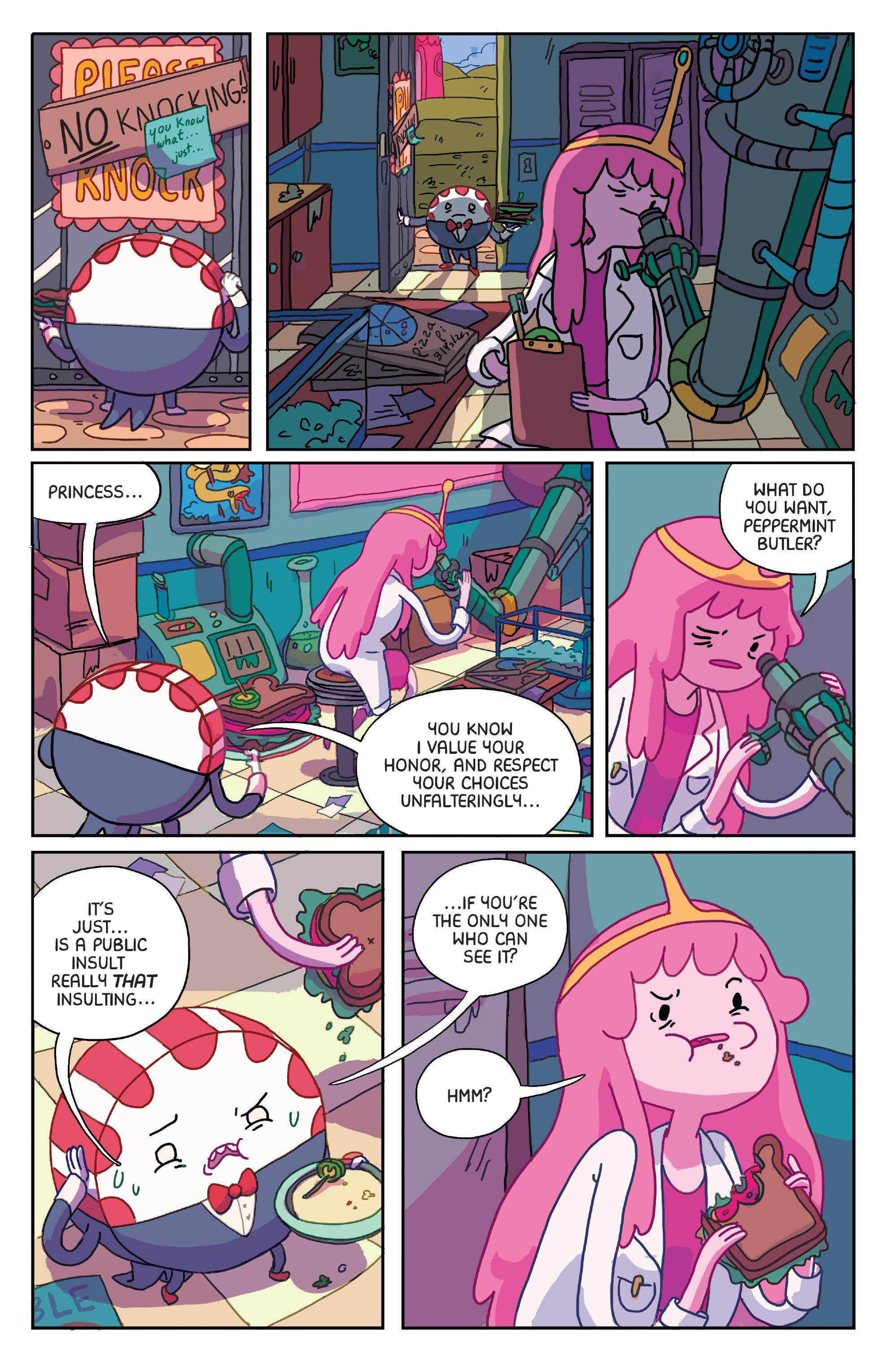 Read online Adventure Time: Marceline Gone Adrift comic -  Issue #1 - 8
