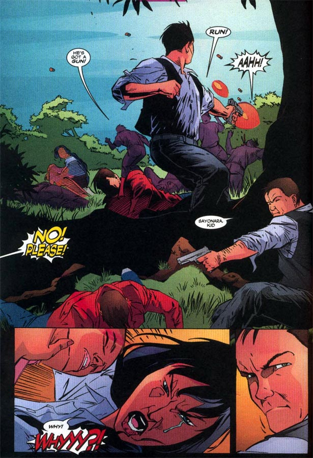 Read online Uncanny X-Men (1963) comic -  Issue # _Annual 2000 - 6