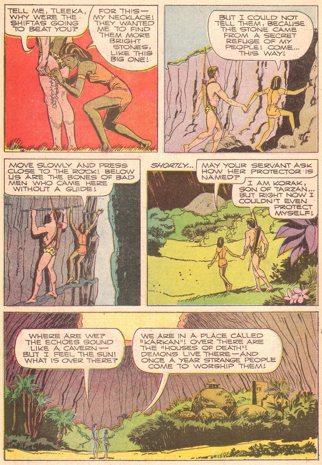 Korak, Son of Tarzan (1964) issue 39 - Page 6