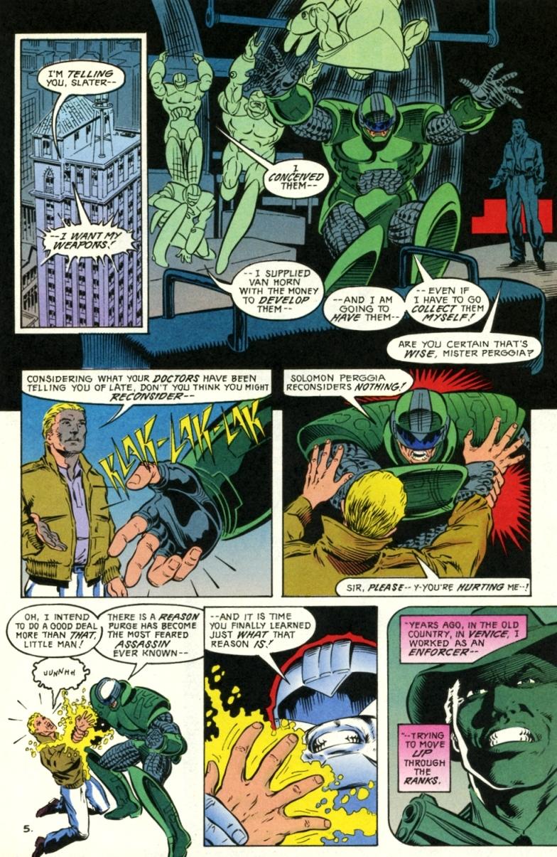 Read online Gunfire comic -  Issue #3 - 7
