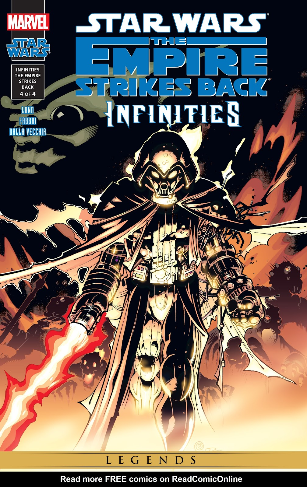 Read online Star Wars Legends: Infinities - Epic Collection comic -  Issue # TPB (Part 2) - 71