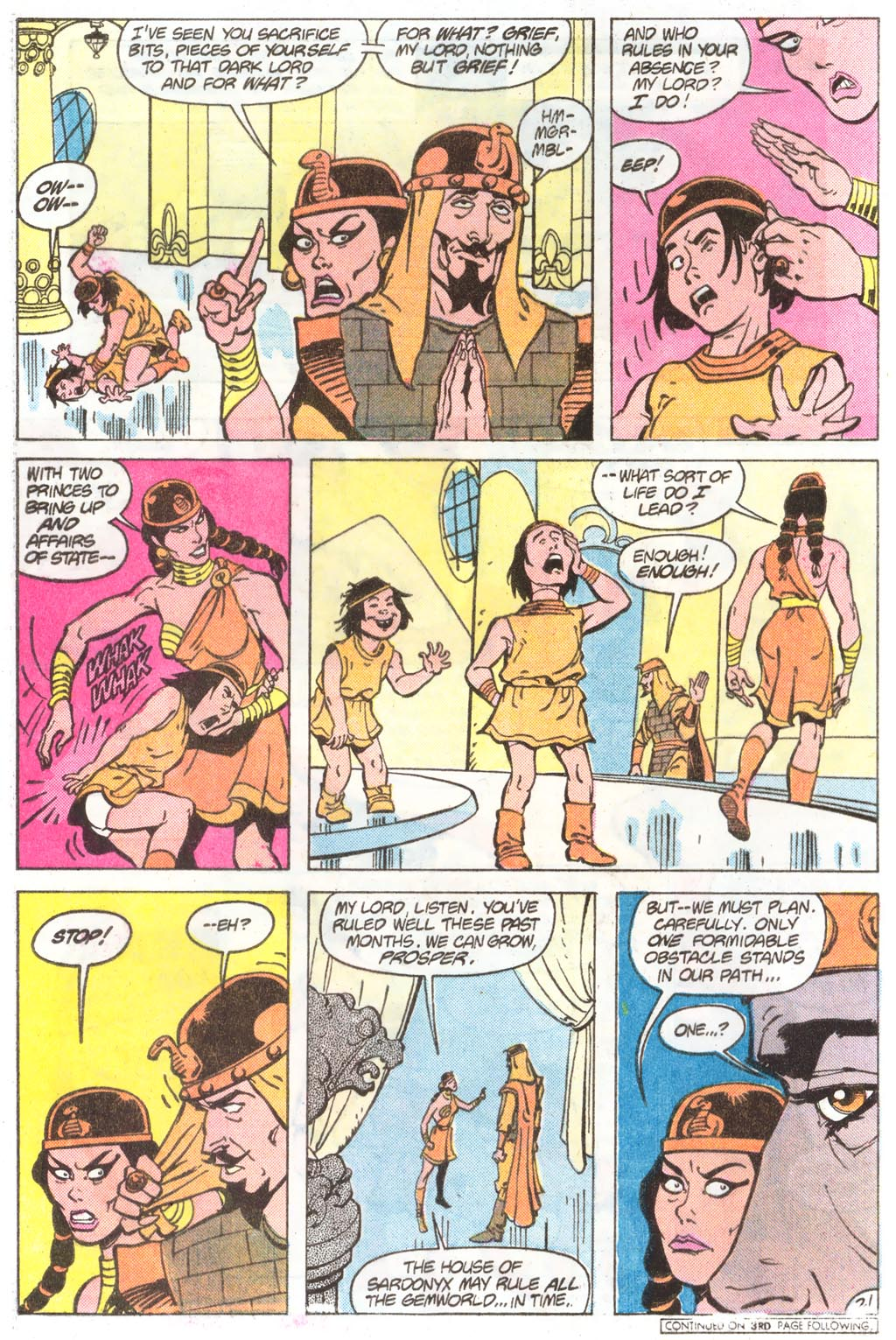 Read online Amethyst (1985) comic -  Issue #11 - 28
