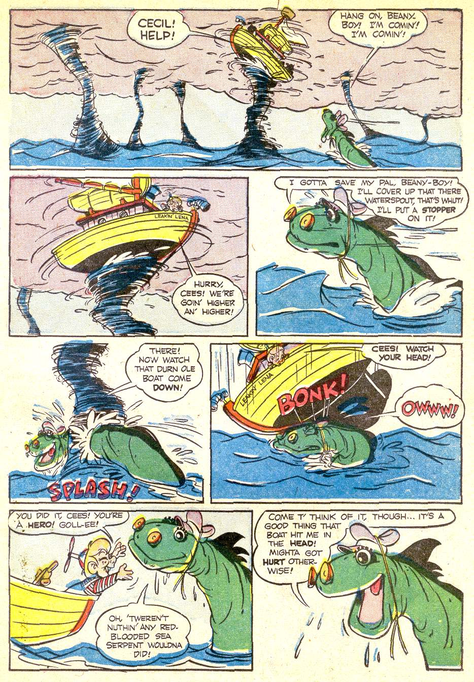 Four Color Comics issue 368 - Page 11
