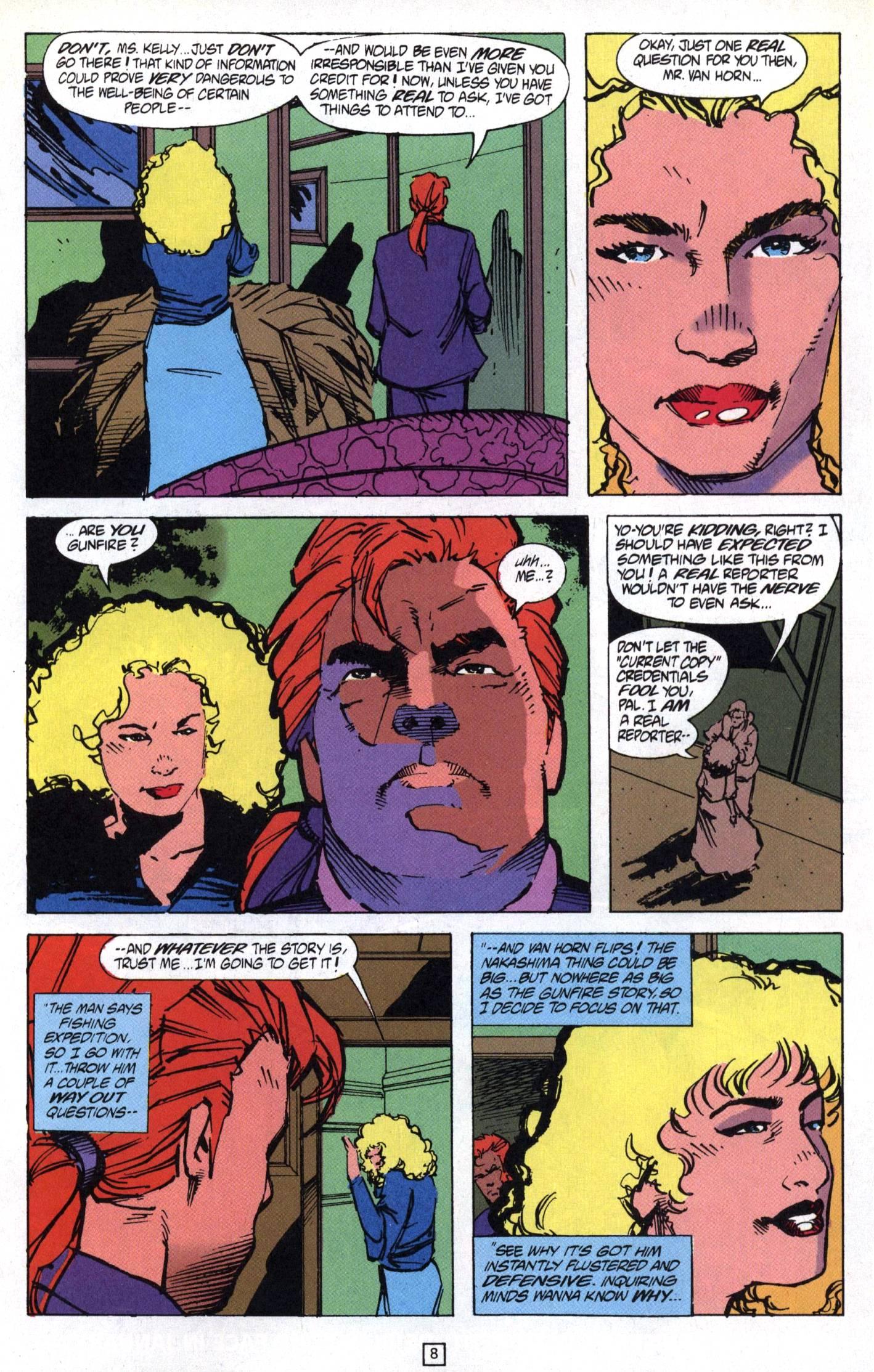 Read online Gunfire comic -  Issue #9 - 11