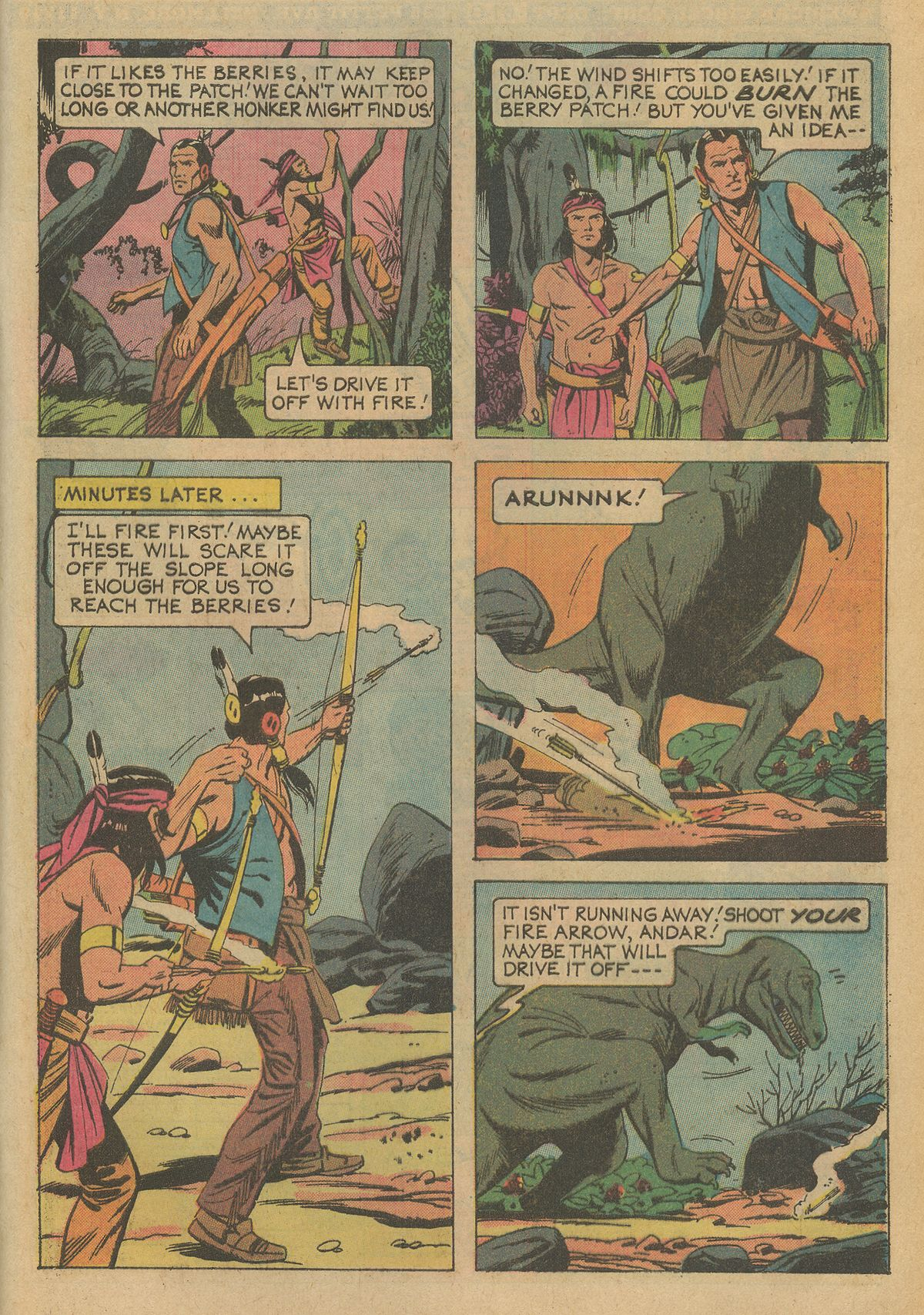Read online Turok, Son of Stone comic -  Issue #95 - 29