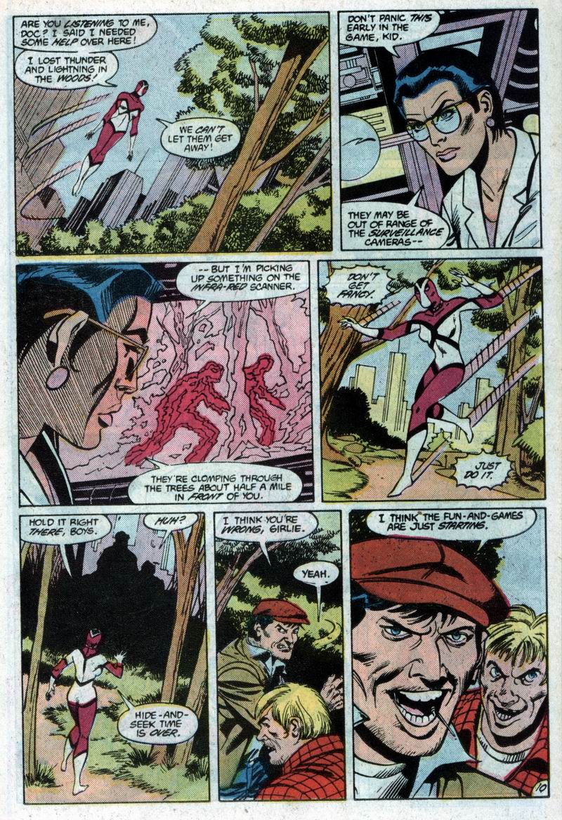 Teen Titans Spotlight issue 17 - Page 11