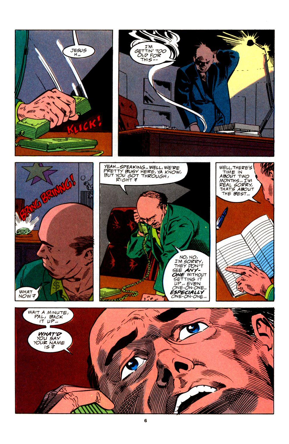 Read online Powerline comic -  Issue #4 - 8