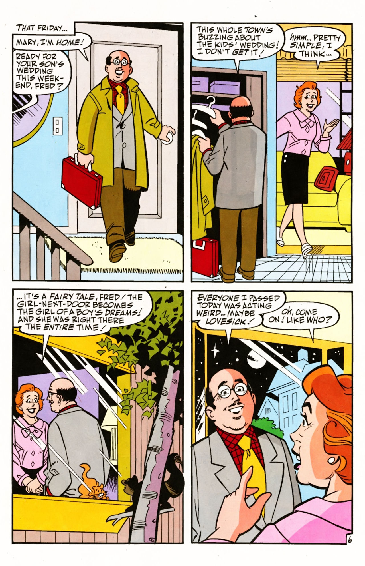 Read online Archie (1960) comic -  Issue #604 - 11