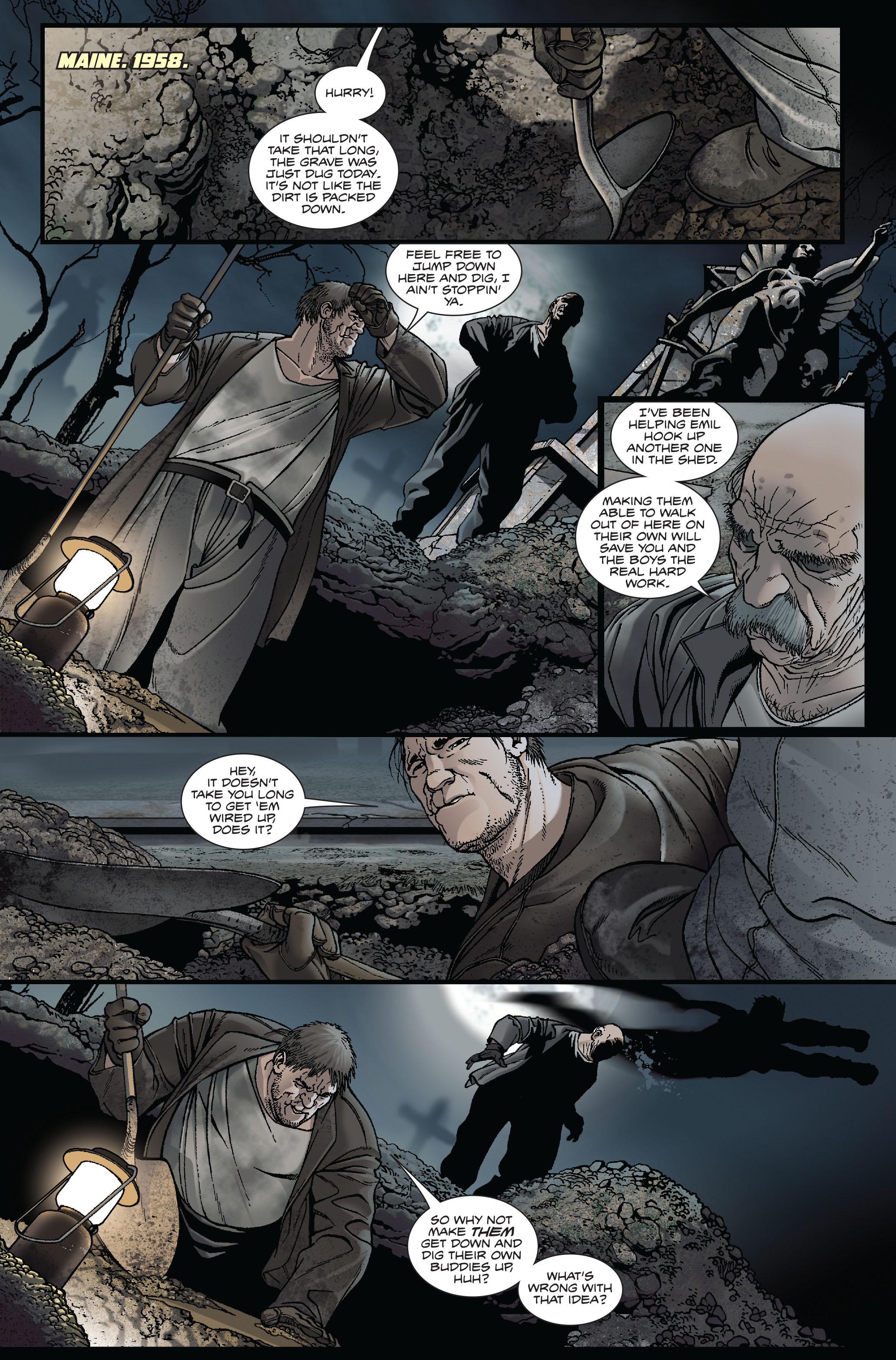 Read online Atlas comic -  Issue #1 - 20