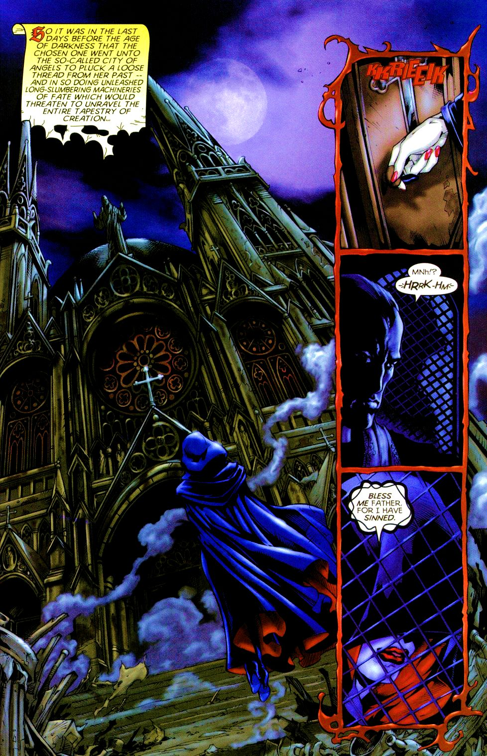 Lady Death: The Rapture 1 Page 2