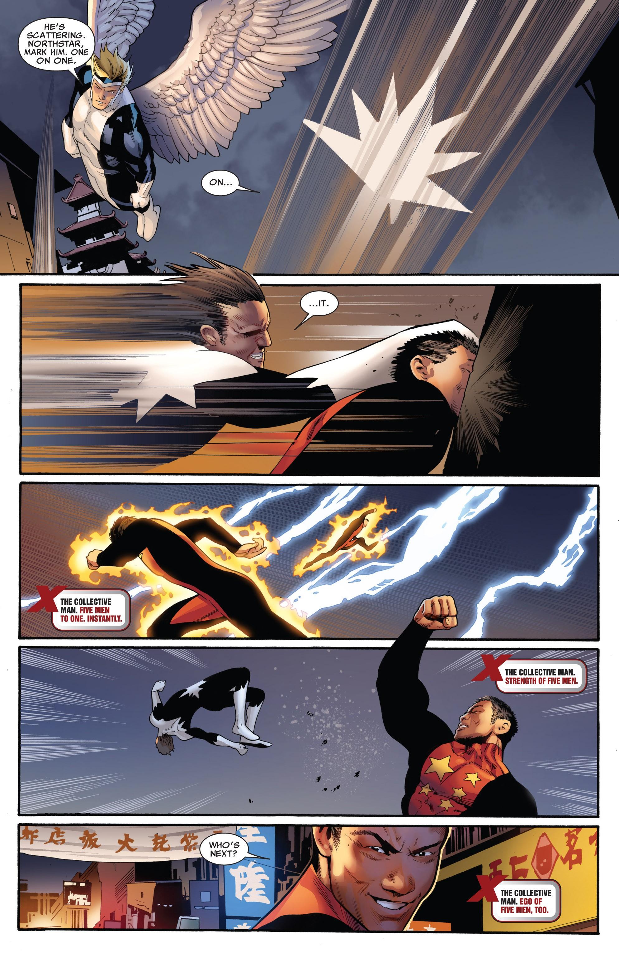 Read online Uncanny X-Men (1963) comic -  Issue #532 - 8