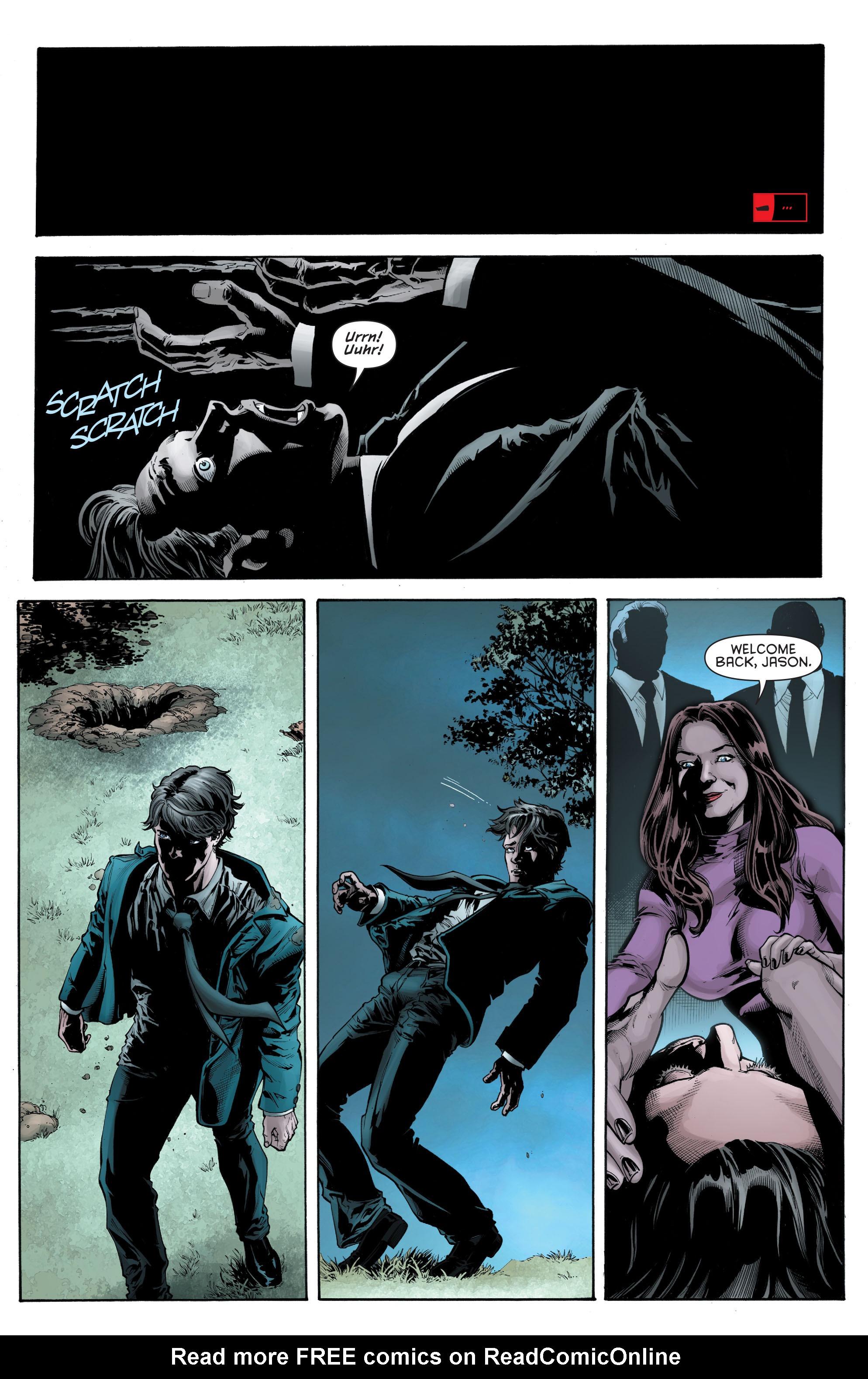 Read online Secret Origins (2014) comic -  Issue #5 - 20