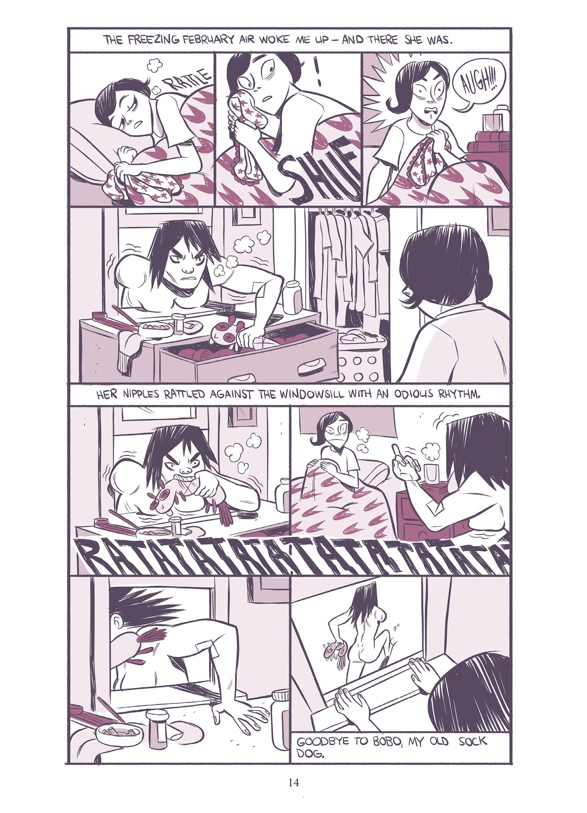 Read online Girl Town comic -  Issue # TPB (Part 1) - 15
