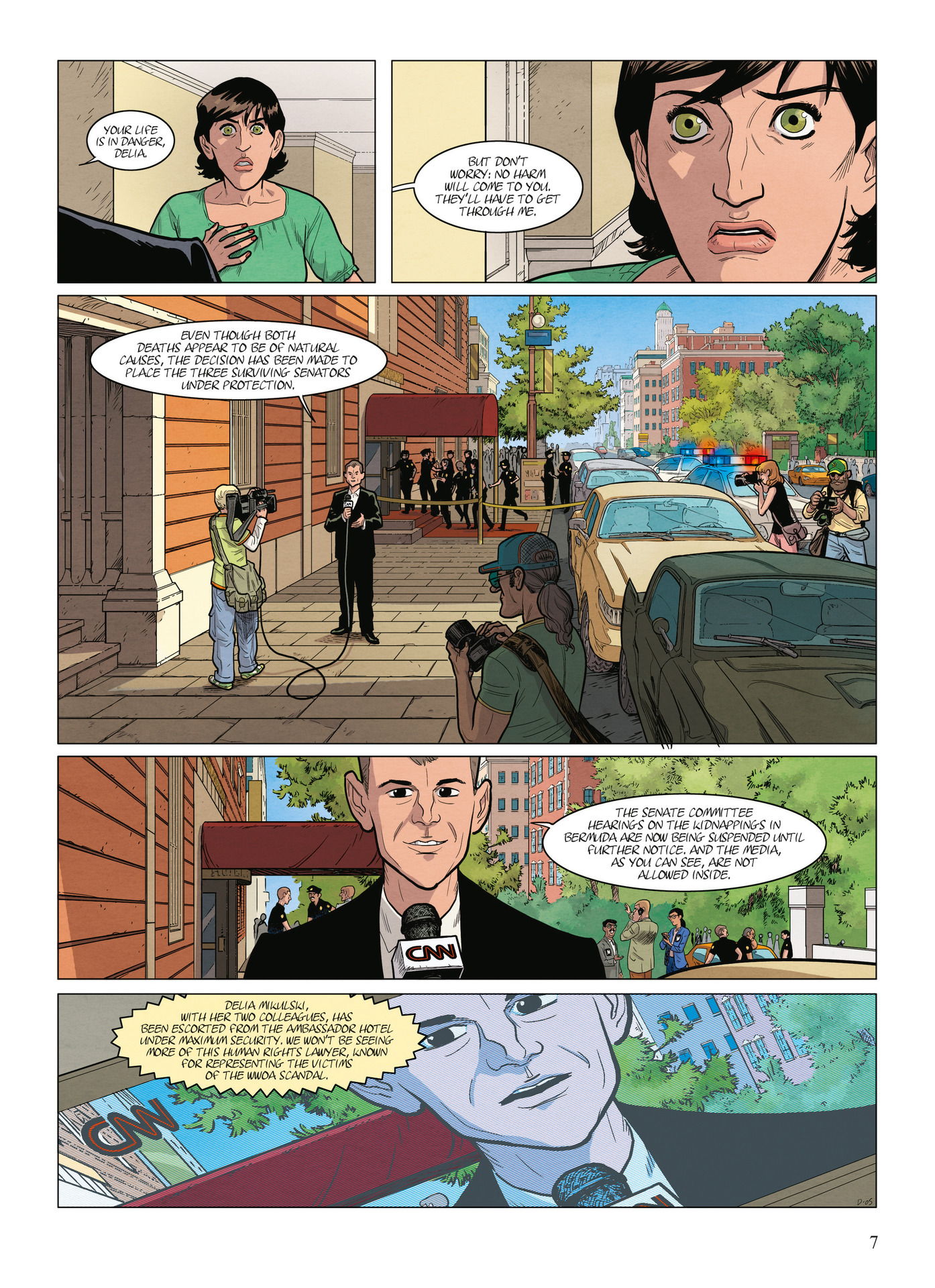 Read online Alter Ego comic -  Issue #9 - 9