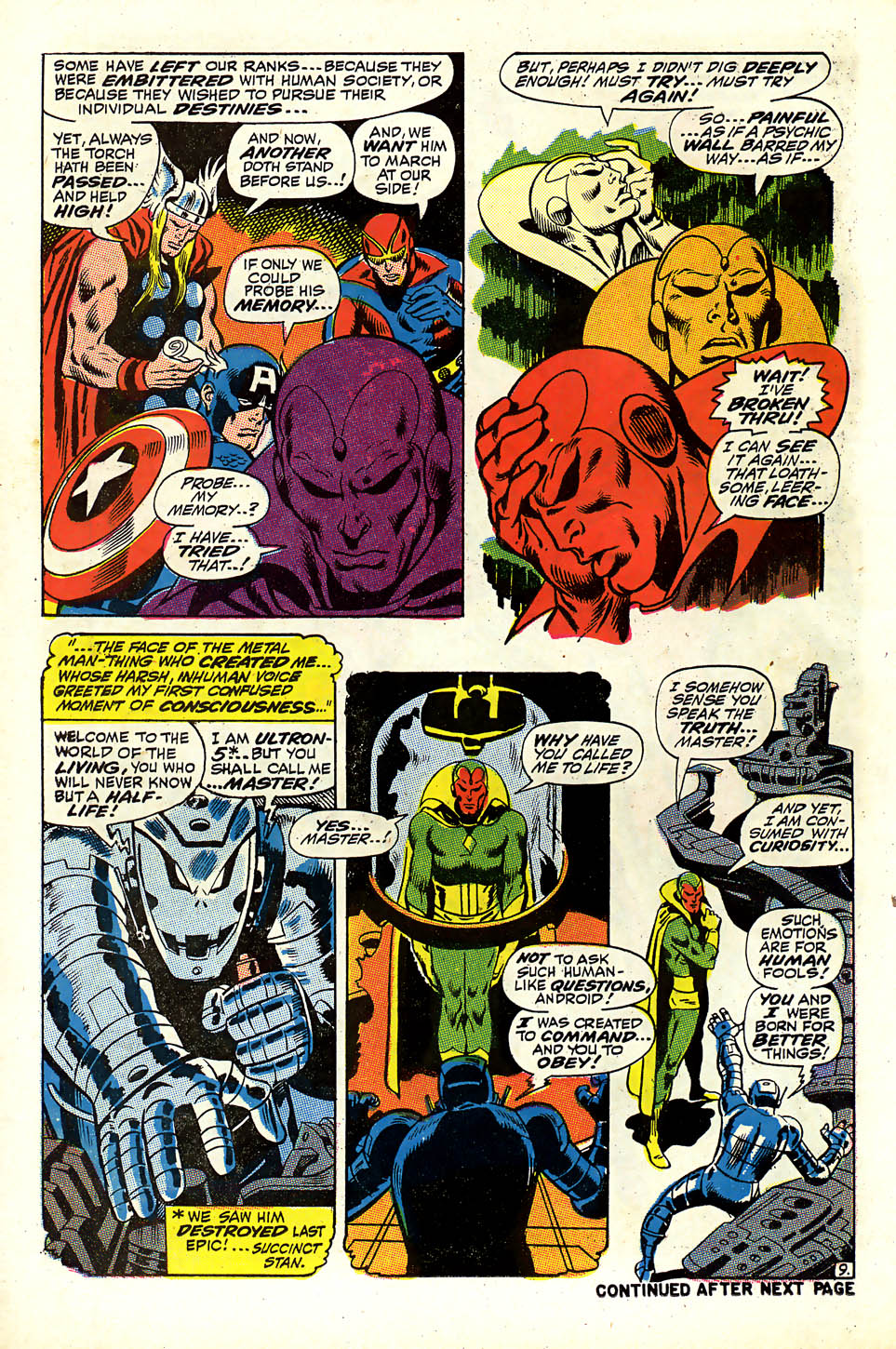 The Avengers (1963) 58 Page 9