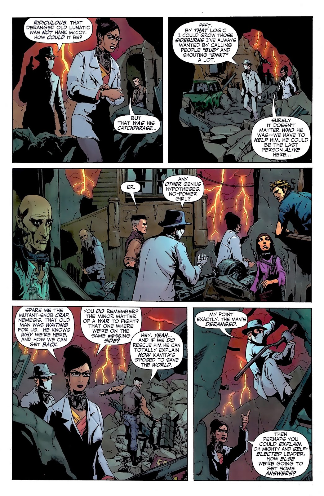 Read online X-Men: Second Coming Revelations comic -  Issue # TPB (Part 1) - 43