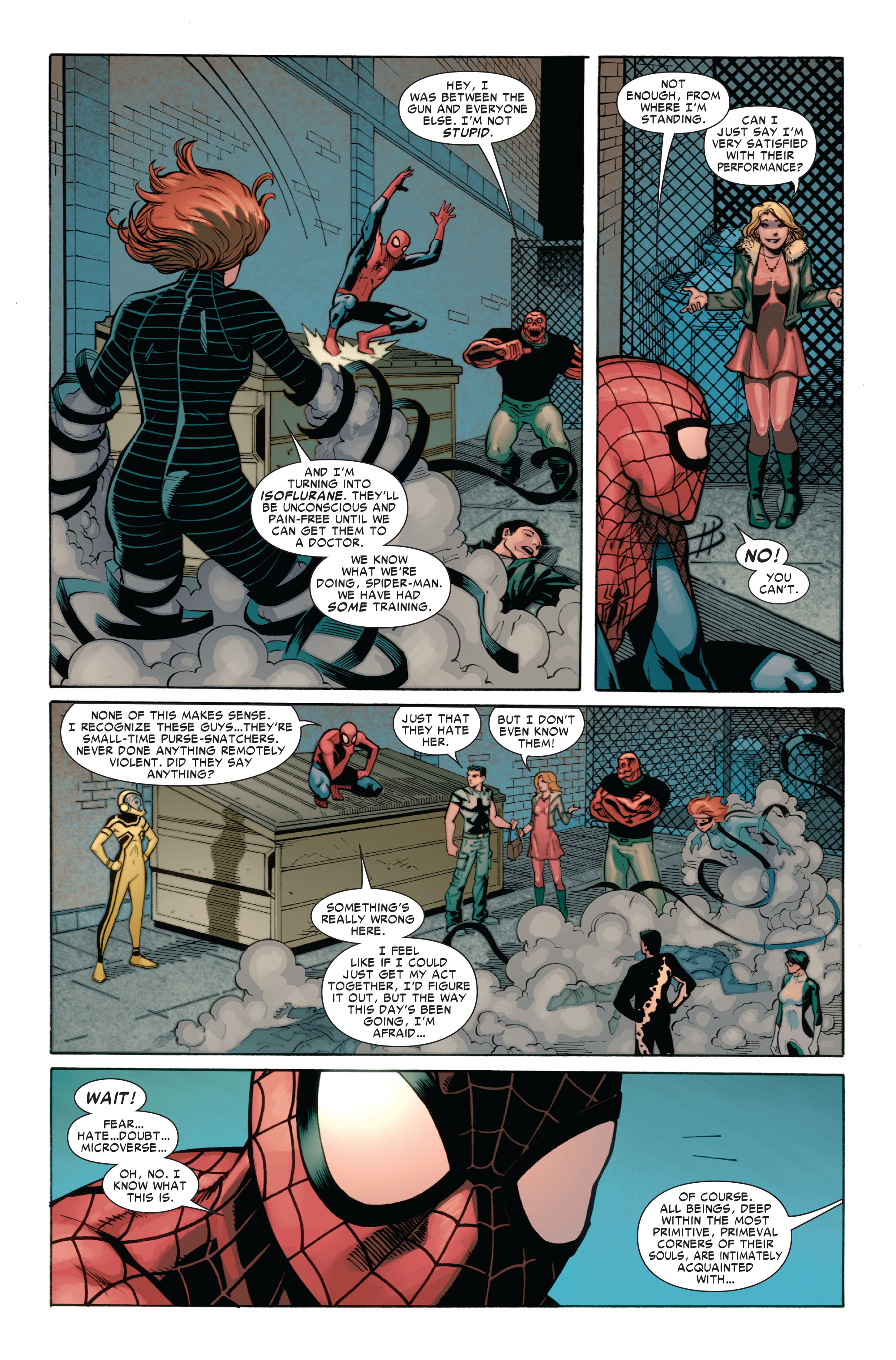 The Amazing Spider-Man (1963) 661 Page 15