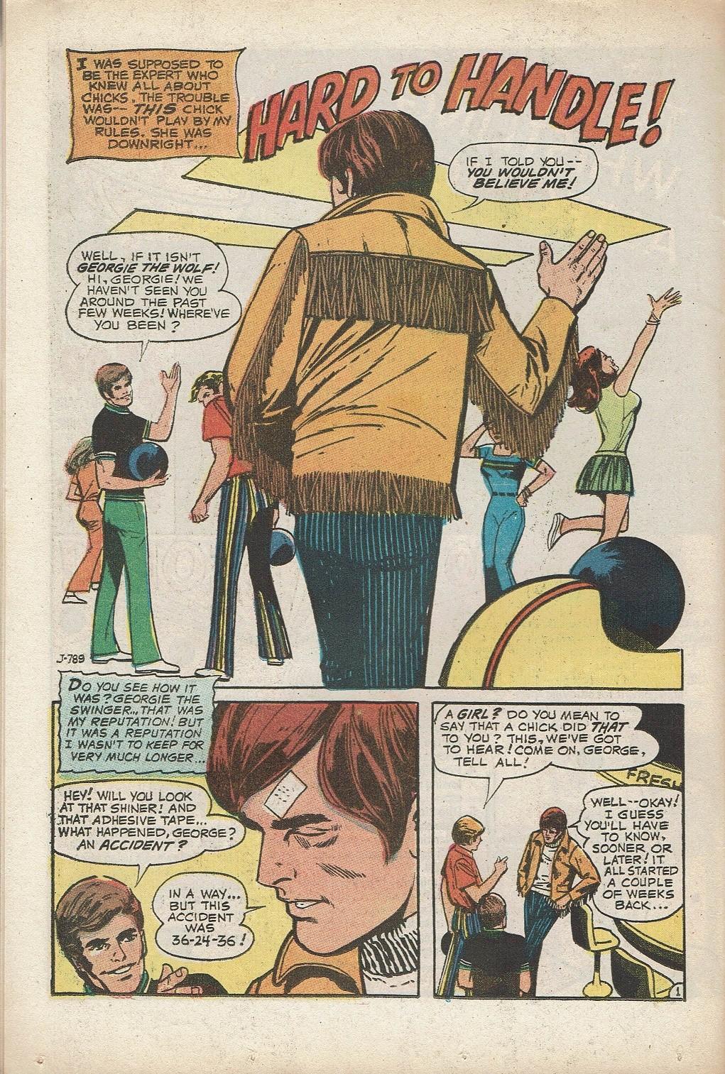 Read online Secret Hearts comic -  Issue #153 - 14