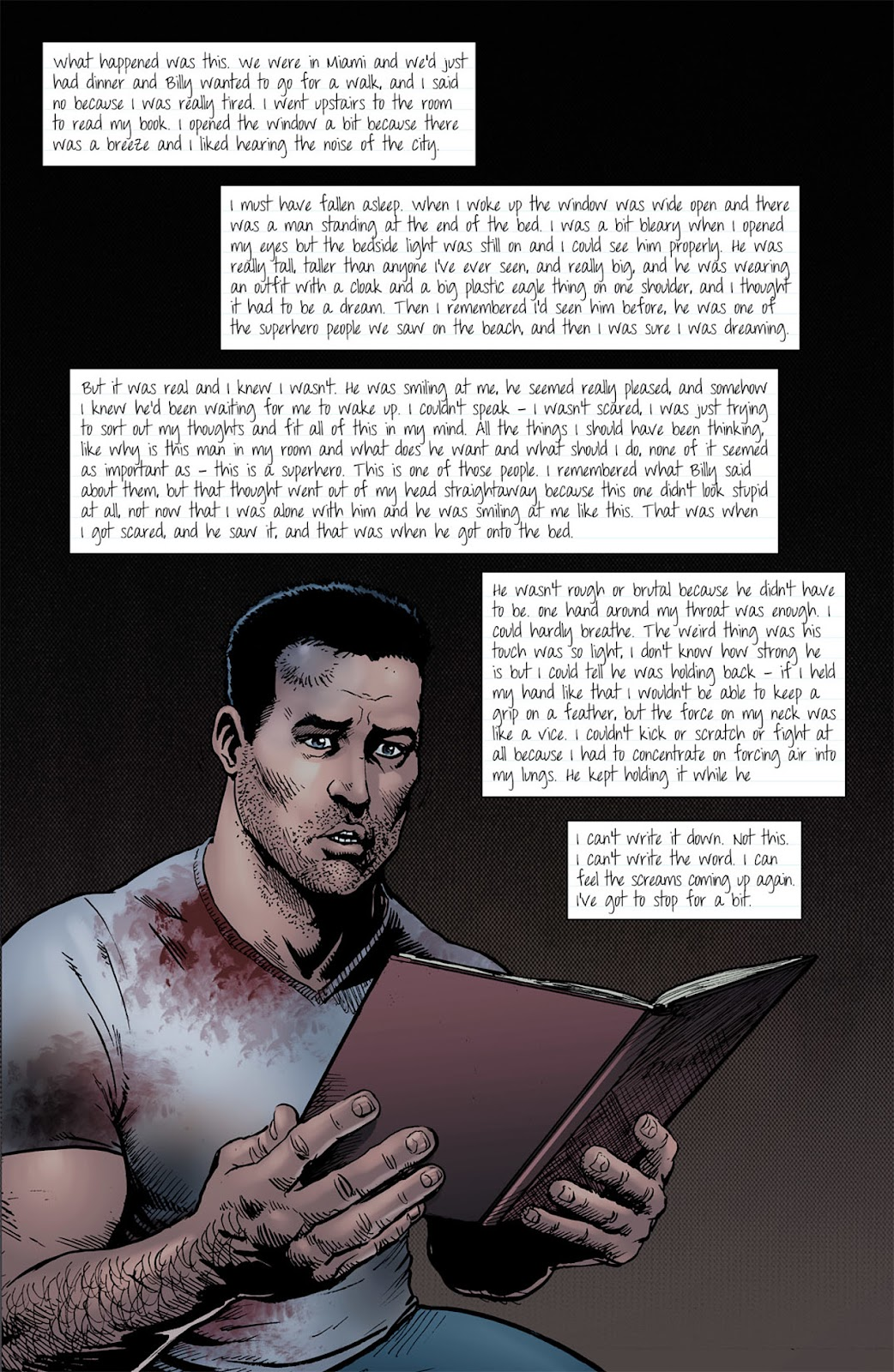 Read online The Boys: Butcher, Baker, Candlestickmaker comic -  Issue #5 - 11