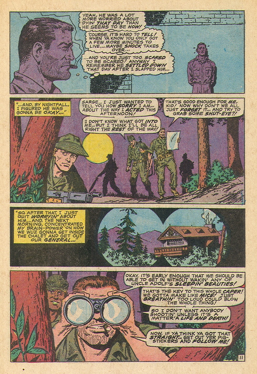 Read online Sgt. Fury comic -  Issue #75 - 17