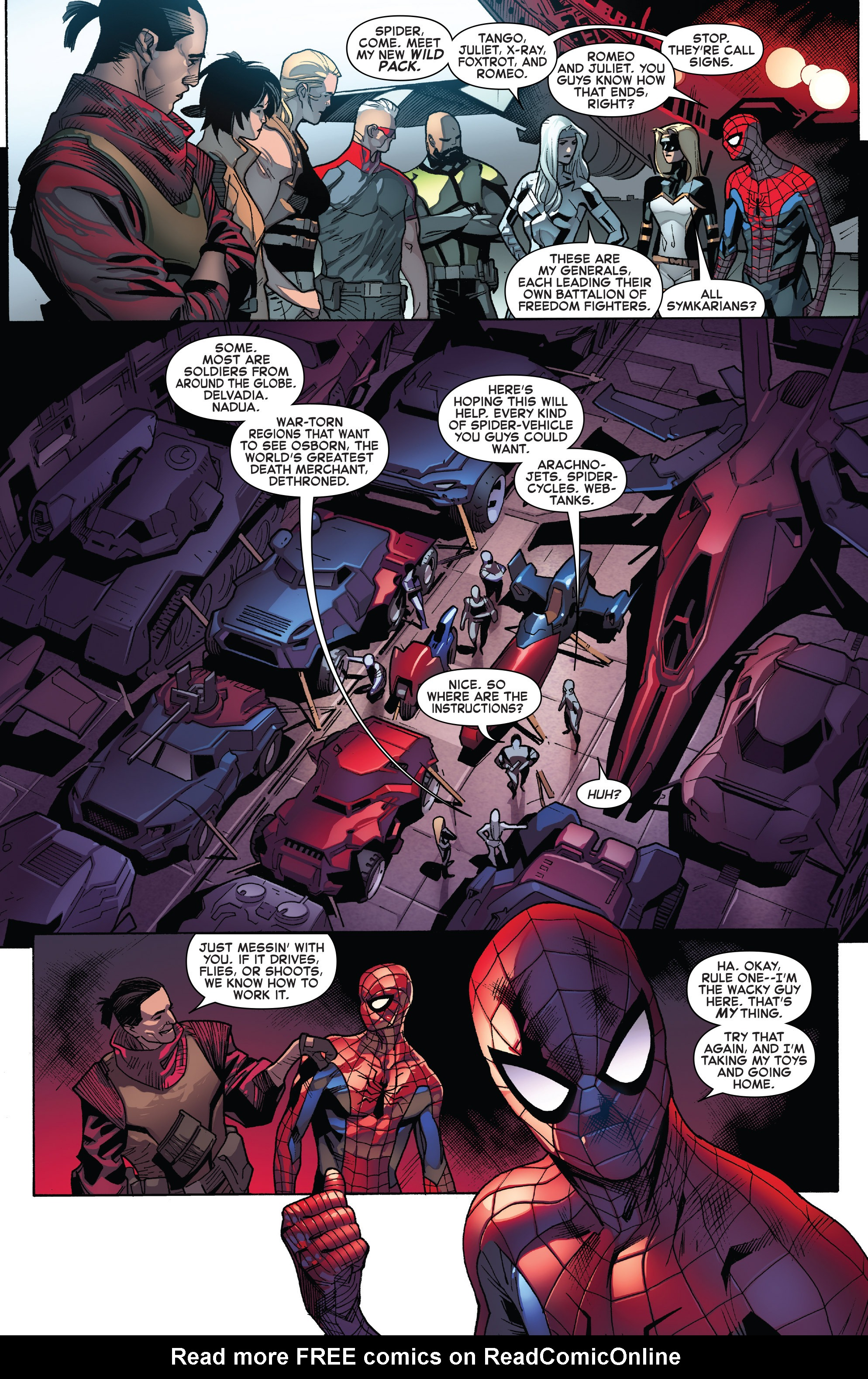 Read online The Amazing Spider-Man (2015) comic -  Issue #27 - 10