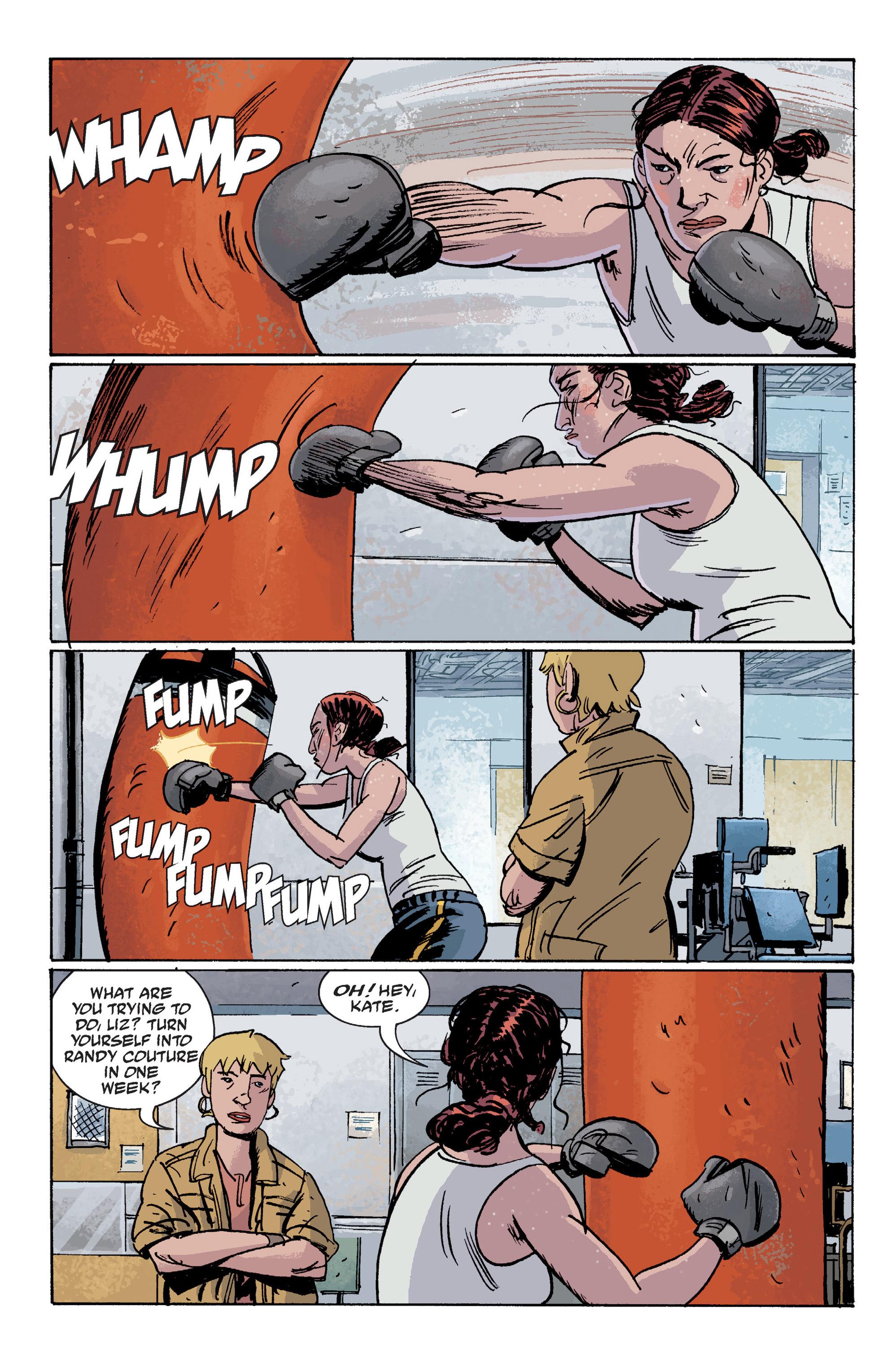 Read online B.P.R.D. (2003) comic -  Issue # TPB 10 - 20