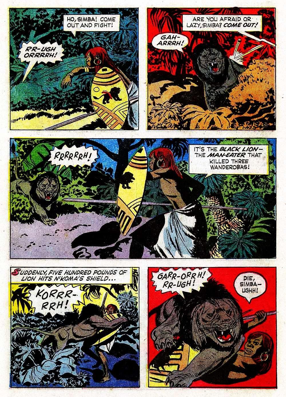 Tarzan (1962) issue 139 - Page 22