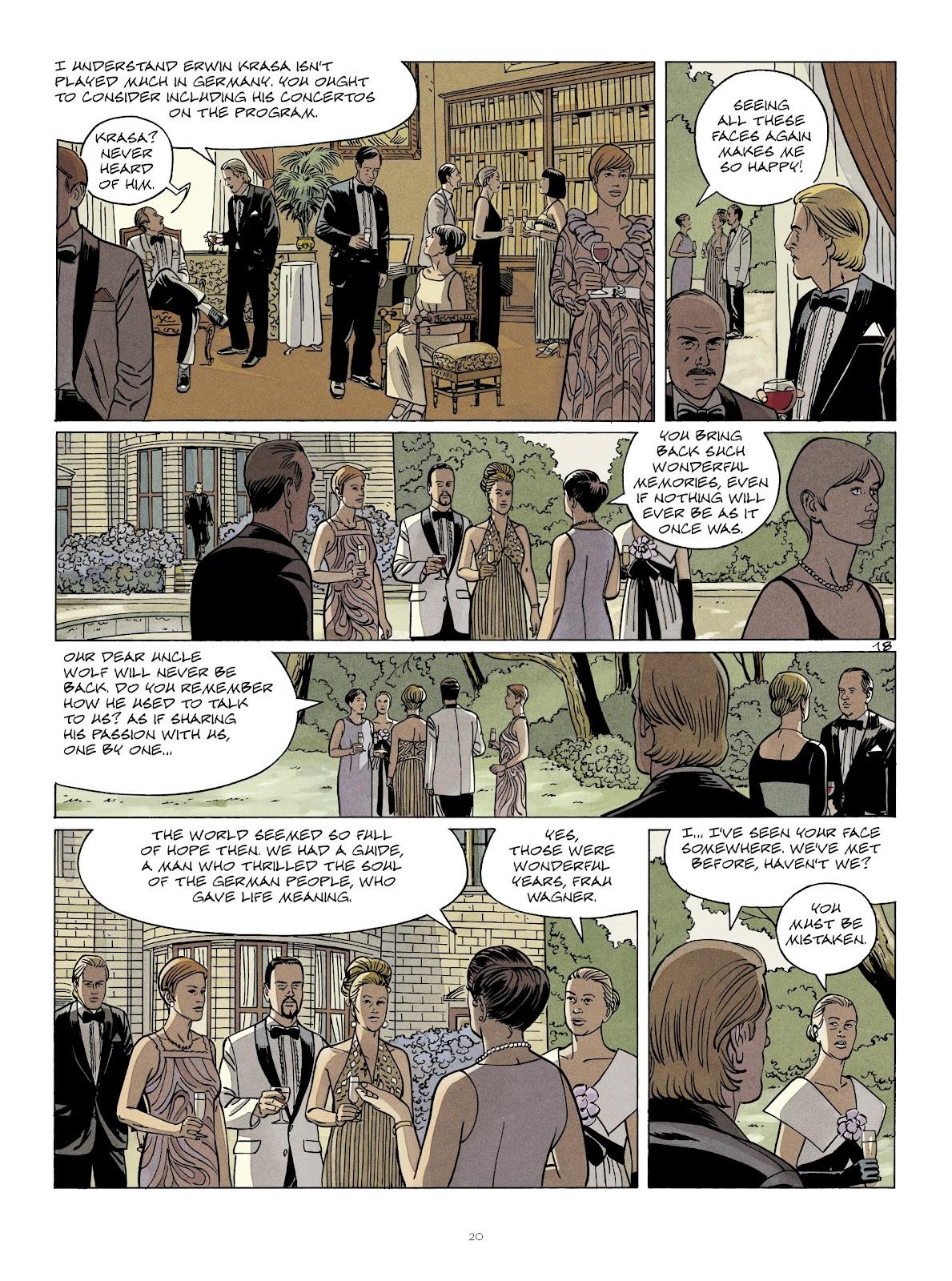 Read online Sherman comic -  Issue #7 - 20