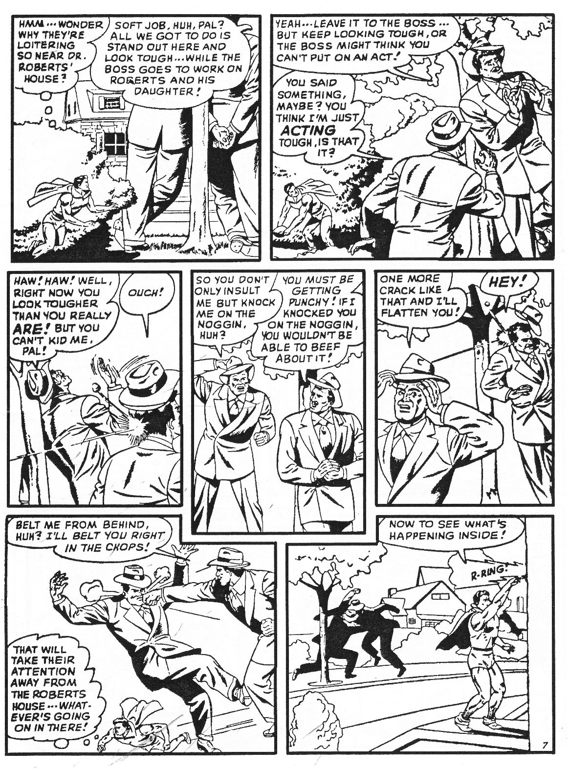 Read online Men of Mystery Comics comic -  Issue #62 - 9