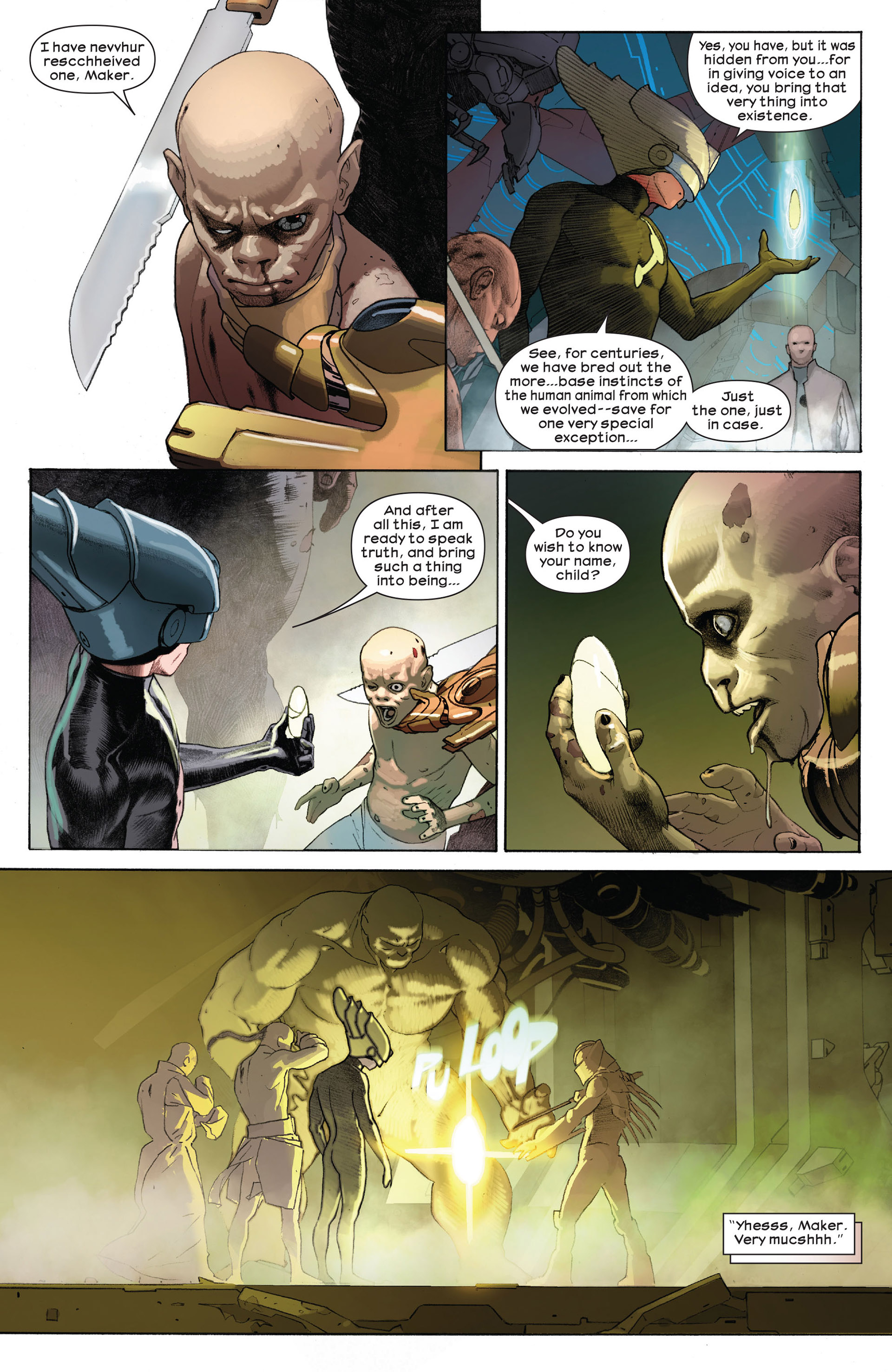 Read online Ultimate Comics Ultimates comic -  Issue #9 - 19