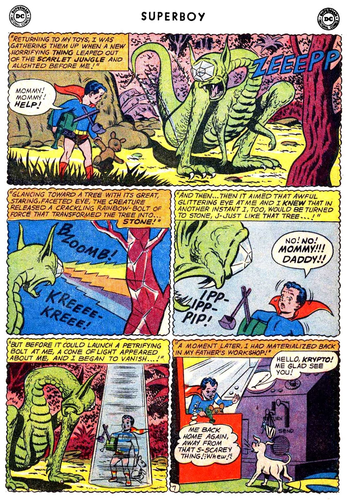 Superboy (1949) issue 87 - Page 25