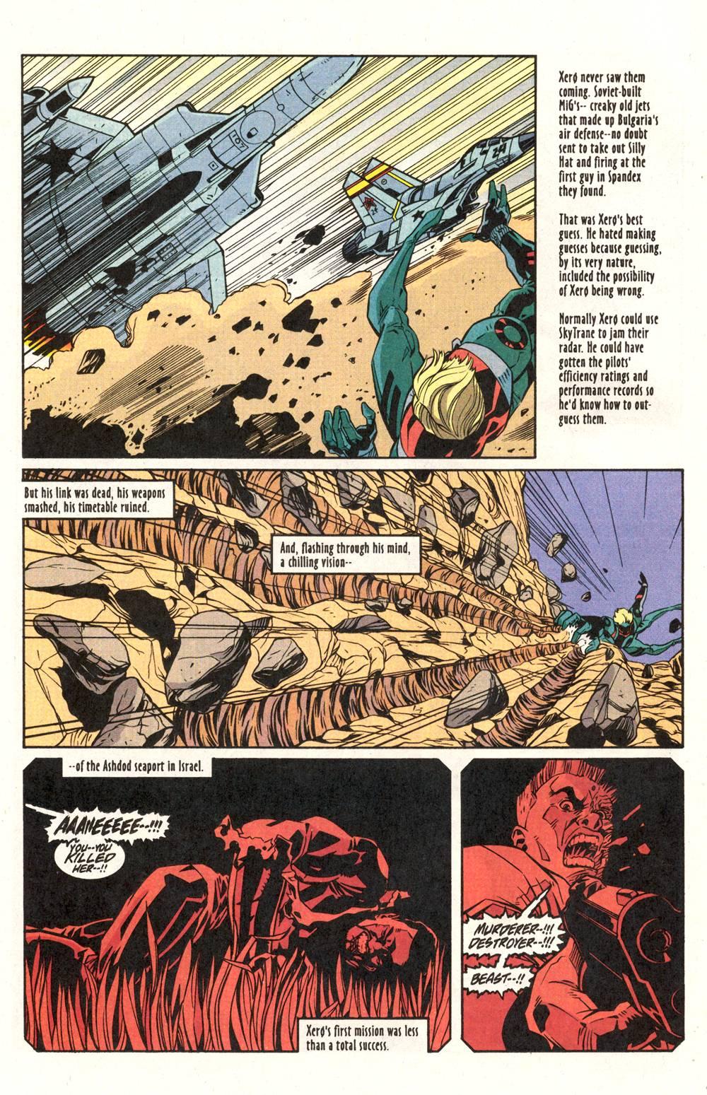 Read online Xero comic -  Issue #6 - 18