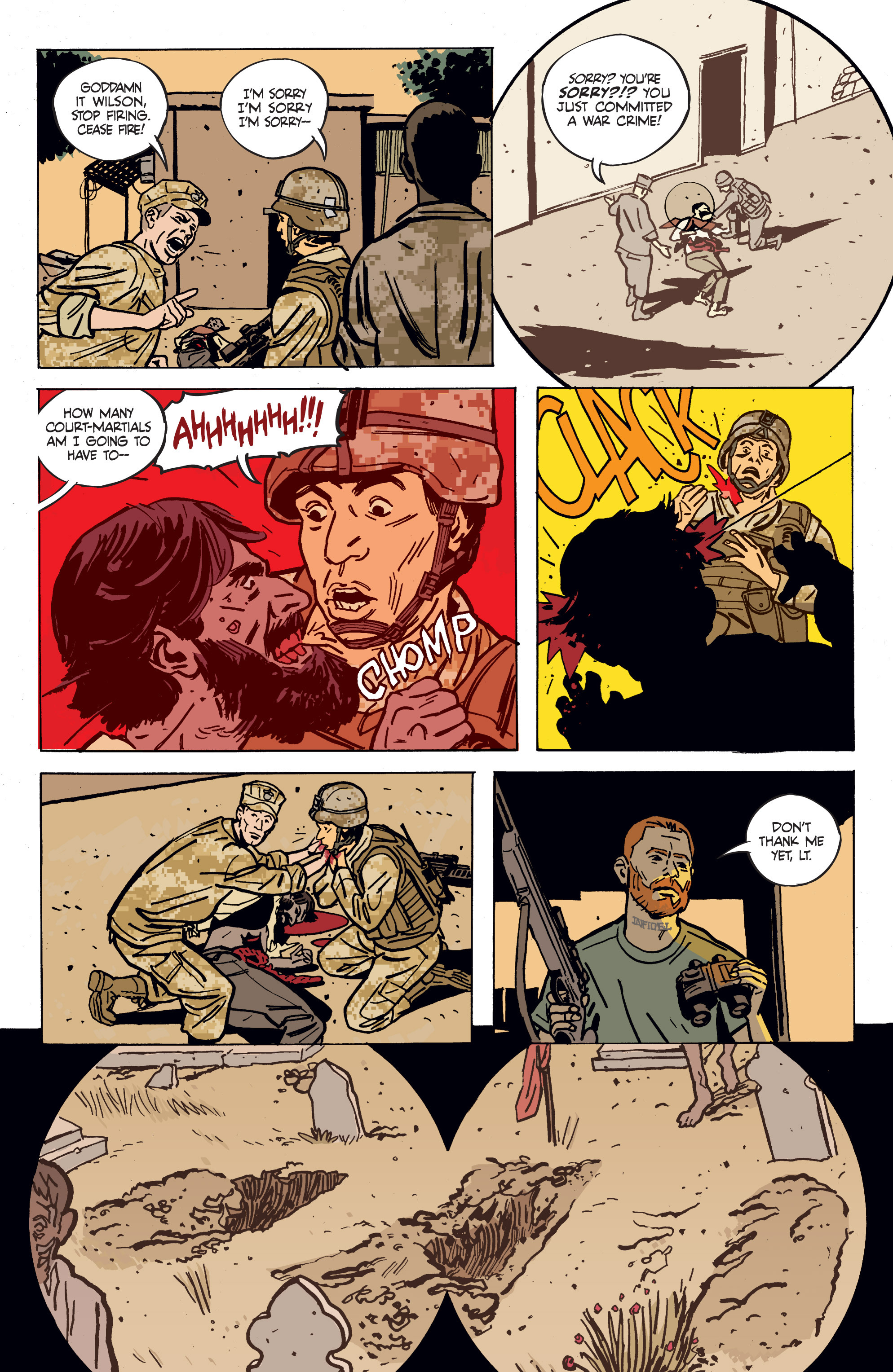 Read online Graveyard of Empires comic -  Issue # TPB - 39